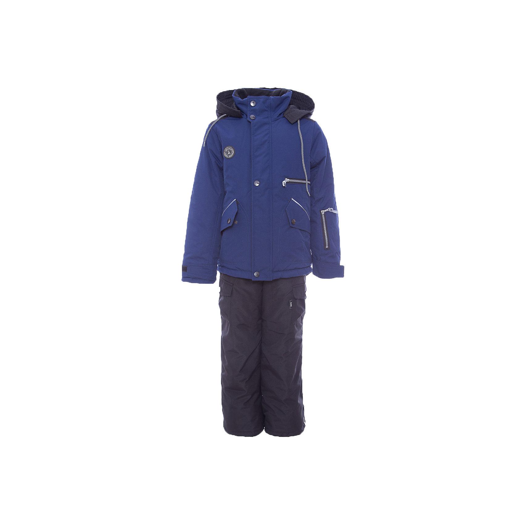 Комплект: куртка и полукомбенизон Марс Batik для мальчикаВерхняя одежда<br>Характеристики товара:<br><br>• цвет: синий<br>• комплектация: куртка и полукомбинезон, горнолыжные очки<br>• состав ткани: таслан<br>• подкладка: поларфлис<br>• утеплитель: слайтекс<br>• сезон: зима<br>• мембранное покрытие<br>• температурный режим: от -35 до 0<br>• водонепроницаемость: 5000 мм <br>• паропроницаемость: 5000 г/м2<br>• плотность утеплителя: куртка - 350 г/м2, полукомбинезон - 200 г/м2<br>• застежка: молния<br>• капюшон: без меха, отстегивается<br>• встроенный термодатчик<br>• страна бренда: Россия<br>• страна изготовитель: Россия<br><br>Флисовая подкладка комплекта для мальчика мягкая и теплая. Теплый зимний комплект для мальчика выполнен в модной расцветке. Практичный зимний комплект дополнен капюшоном, карманами и удобной молнией. Высокотехнологичная мембрана в детском комплекте надежно защищает от холода и влаги. <br><br>Комплект: куртка и полукомбинезон Марс Batik (Батик) для мальчика можно купить в нашем интернет-магазине.<br><br>Ширина мм: 356<br>Глубина мм: 10<br>Высота мм: 245<br>Вес г: 519<br>Цвет: синий<br>Возраст от месяцев: 144<br>Возраст до месяцев: 156<br>Пол: Мужской<br>Возраст: Детский<br>Размер: 158,128,134,140,146,152<br>SKU: 7028369