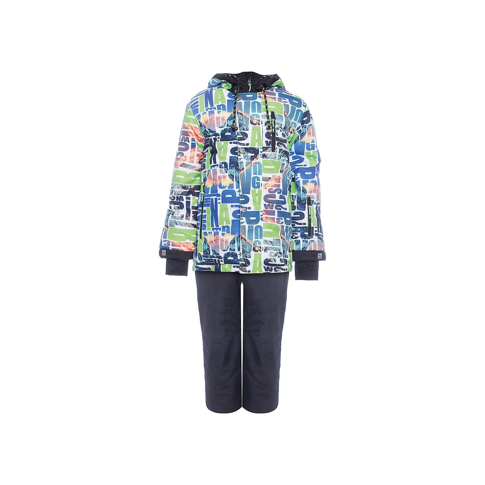 Комплект: куртка и полукомбенизон Коля Batik для мальчикаВерхняя одежда<br>Характеристики товара:<br><br>• цвет: лайм<br>• комплектация: куртка и полукомбинезон, горнолыжные очки<br>• состав ткани: таслан<br>• подкладка: поларфлис<br>• утеплитель: слайтекс<br>• сезон: зима<br>• мембранное покрытие<br>• температурный режим: от -35 до 0<br>• водонепроницаемость: 5000 мм <br>• паропроницаемость: 5000 г/м2<br>• плотность утеплителя: куртка - 350 г/м2, полукомбинезон - 200 г/м2<br>• застежка: молния<br>• капюшон: без меха, отстегивается<br>• встроенный термодатчик<br>• страна бренда: Россия<br>• страна изготовитель: Россия<br><br>Мембранное покрытие этого комплекта для мальчика не пропускает ветер и мороз. Мягкая подкладка детского комплекта для зимы обеспечивает высокий уровень комфорта. Это зимний комплект для мальчика дополнен удобными карманами и капюшоном. Зимний детский комплект защитит ребенка от попадания снега внутрь благодаря манжетам. <br><br>Комплект: куртка и полукомбинезон Коля Batik (Батик) для мальчика можно купить в нашем интернет-магазине.<br><br>Ширина мм: 356<br>Глубина мм: 10<br>Высота мм: 245<br>Вес г: 519<br>Цвет: зеленый<br>Возраст от месяцев: 144<br>Возраст до месяцев: 156<br>Пол: Мужской<br>Возраст: Детский<br>Размер: 158,128,134,140,146,152<br>SKU: 7028385