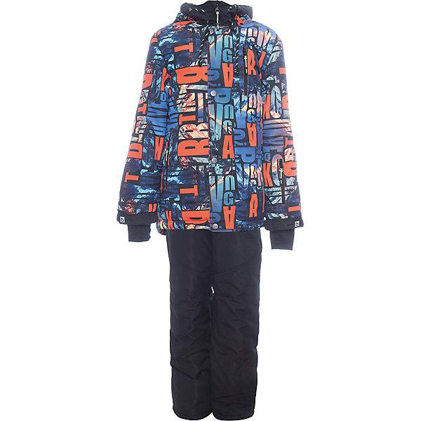 Комплект: куртка и полукомбенизон Коля Batik для мальчикаВерхняя одежда<br>Характеристики товара:<br><br>• цвет: оранжевый<br>• комплектация: куртка и полукомбинезон<br>• состав ткани: таслан<br>• подкладка: поларфлис<br>• утеплитель: слайтекс<br>• сезон: зима<br>• мембранное покрытие<br>• температурный режим: от -35 до 0<br>• водонепроницаемость: 5000 мм <br>• паропроницаемость: 5000 г/м2<br>• плотность утеплителя: куртка - 350 г/м2, полукомбинезон - 200 г/м2<br>• застежка: молния<br>• капюшон: без меха, отстегивается<br>• встроенный термодатчик<br>• страна бренда: Россия<br>• страна изготовитель: Россия<br><br>Модный комплект для мальчика дополнен горнолыжными очками. Прочное мембранное покрытие комплекта для мальчика позволяет ребенку не мерзнуть в сильный мороз. Зимний детский комплект защитит ребенка от попадания снега внутрь благодаря манжетам. Мягкая подкладка детского комплекта для зимы делает его очень комфортным. <br><br>Комплект: куртка и полукомбинезон Коля Batik (Батик) для мальчика можно купить в нашем интернет-магазине.<br><br>Ширина мм: 356<br>Глубина мм: 10<br>Высота мм: 245<br>Вес г: 519<br>Цвет: оранжевый<br>Возраст от месяцев: 84<br>Возраст до месяцев: 96<br>Пол: Мужской<br>Возраст: Детский<br>Размер: 128,158,152,146,140,134<br>SKU: 7028389