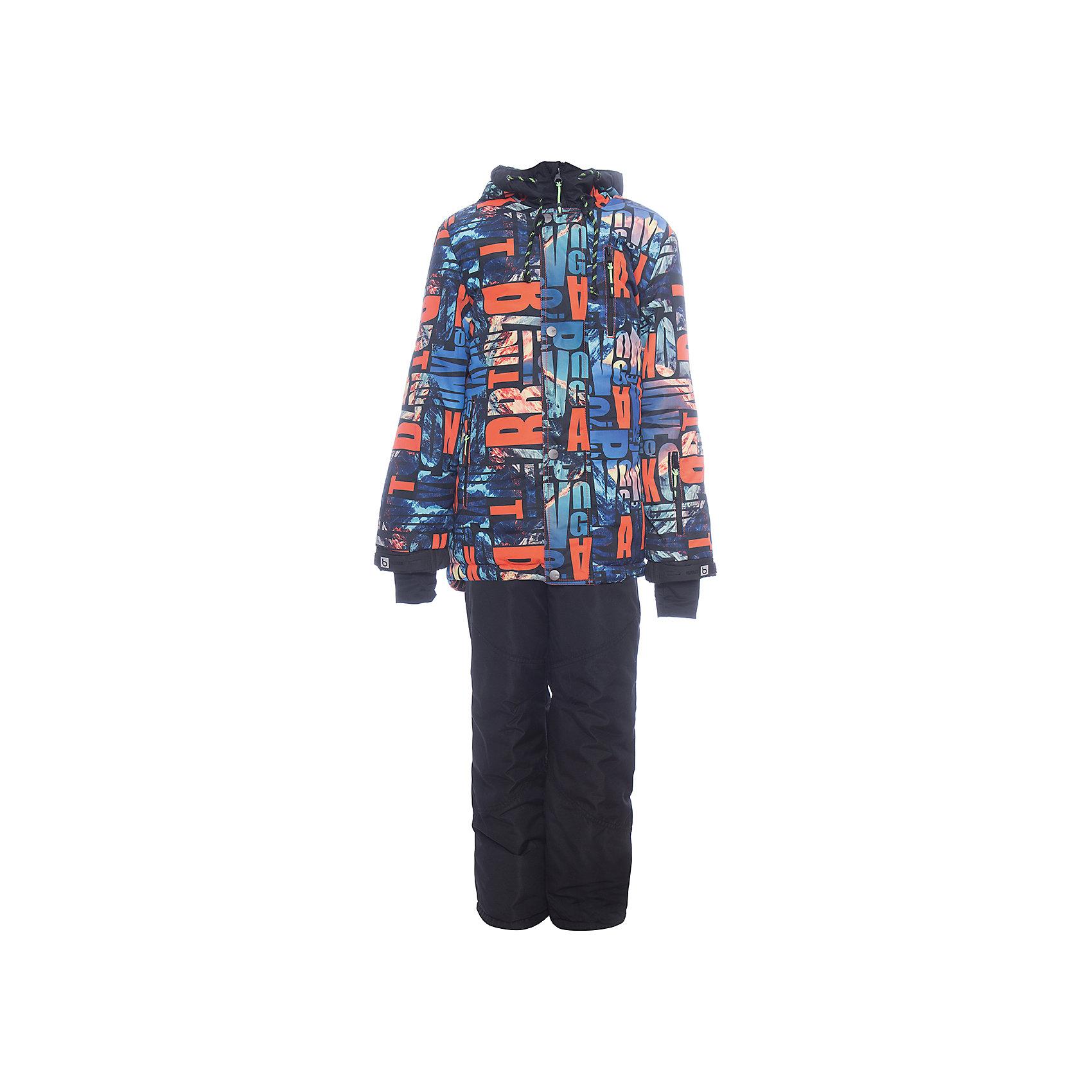 Комплект: куртка и полукомбенизон Коля Batik для мальчикаВерхняя одежда<br>Комплект: куртка и полукомбенизон Коля Batik для мальчика<br>Верхняя ткань обладает водоотталкивающими и ветрозащитными свойствами мембраны. Полукомбинезон с отстегивающимися лямками. Куртка на молнии с ветрозащитной планкой и юбкой внутри, светоотражающими элементами и капюшон на молнии.<br>Состав:<br>Ткань верха - TASLON OXFORD;  Утеплитель - Слайтекс 300;  Подкладка - Полар флис;<br><br>Ширина мм: 356<br>Глубина мм: 10<br>Высота мм: 245<br>Вес г: 519<br>Цвет: оранжевый<br>Возраст от месяцев: 108<br>Возраст до месяцев: 120<br>Пол: Мужской<br>Возраст: Детский<br>Размер: 140,128,134<br>SKU: 7028389