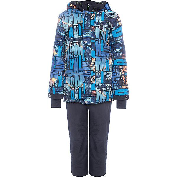 Комплект: куртка и полукомбенизон Коля Batik для мальчикаВерхняя одежда<br>Характеристики товара:<br><br>• цвет: синий<br>• комплектация: куртка и полукомбинезон<br>• состав ткани: таслан<br>• подкладка: поларфлис<br>• утеплитель: слайтекс<br>• сезон: зима<br>• мембранное покрытие<br>• температурный режим: от -35 до 0<br>• водонепроницаемость: 5000 мм <br>• паропроницаемость: 5000 г/м2<br>• плотность утеплителя: куртка - 350 г/м2, полукомбинезон - 200 г/м2<br>• застежка: молния<br>• капюшон: без меха, отстегивается<br>• встроенный термодатчик<br>• страна бренда: Россия<br>• страна изготовитель: Россия<br><br>Удобный зимний комплект дополнен капюшоном, карманами и удобной молнией. Синий зимний комплект для мальчика выполнен в практичной универсальной расцветке. Флисовая подкладка комплекта для мальчика мягкая и теплая. Высокотехнологичная мембрана в детском комплекте надежно защищает от холода и влаги. <br><br>Комплект: куртка и полукомбинезон Коля Batik (Батик) для мальчика можно купить в нашем интернет-магазине.<br>Ширина мм: 356; Глубина мм: 10; Высота мм: 245; Вес г: 519; Цвет: синий; Возраст от месяцев: 144; Возраст до месяцев: 156; Пол: Мужской; Возраст: Детский; Размер: 128,134,140,146,152,158; SKU: 7028393;