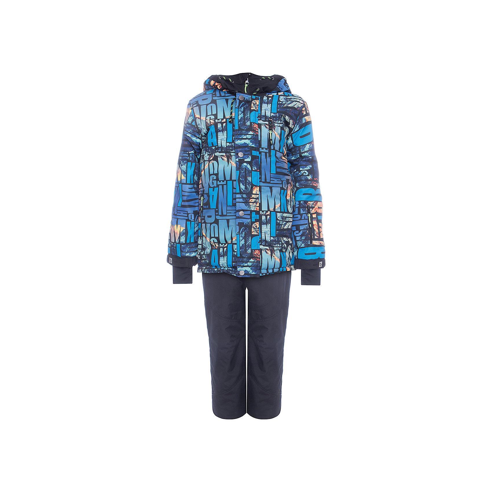 Комплект: куртка и полукомбенизон Коля Batik для мальчикаВерхняя одежда<br>Характеристики товара:<br><br>• цвет: синий<br>• комплектация: куртка и полукомбинезон, горнолыжные очки<br>• состав ткани: таслан<br>• подкладка: поларфлис<br>• утеплитель: слайтекс<br>• сезон: зима<br>• мембранное покрытие<br>• температурный режим: от -35 до 0<br>• водонепроницаемость: 5000 мм <br>• паропроницаемость: 5000 г/м2<br>• плотность утеплителя: куртка - 350 г/м2, полукомбинезон - 200 г/м2<br>• застежка: молния<br>• капюшон: без меха, отстегивается<br>• встроенный термодатчик<br>• страна бренда: Россия<br>• страна изготовитель: Россия<br><br>Удобный зимний комплект дополнен капюшоном, карманами и удобной молнией. Синий зимний комплект для мальчика выполнен в практичной универсальной расцветке. Флисовая подкладка комплекта для мальчика мягкая и теплая. Высокотехнологичная мембрана в детском комплекте надежно защищает от холода и влаги. <br><br>Комплект: куртка и полукомбинезон Коля Batik (Батик) для мальчика можно купить в нашем интернет-магазине.<br><br>Ширина мм: 356<br>Глубина мм: 10<br>Высота мм: 245<br>Вес г: 519<br>Цвет: синий<br>Возраст от месяцев: 144<br>Возраст до месяцев: 156<br>Пол: Мужской<br>Возраст: Детский<br>Размер: 158,128,134,140,146,152<br>SKU: 7028393