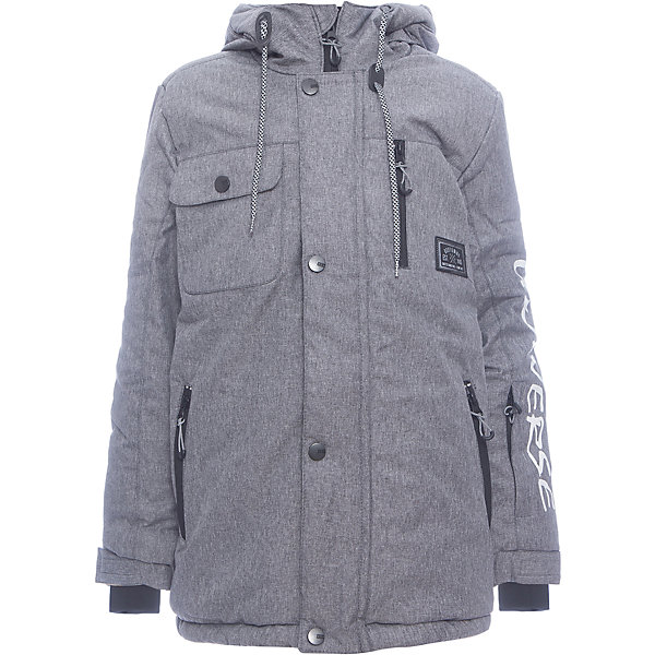 Куртка Платон Batik для мальчикаВерхняя одежда<br>Характеристики товара:<br><br>• цвет: серый<br>• состав ткани: таслан<br>• подкладка: поларфлис<br>• утеплитель: слайтекс<br>• сезон: зима<br>• мембранное покрытие<br>• температурный режим: от -35 до 0<br>• водонепроницаемость: 5000 мм <br>• паропроницаемость: 5000 г/м2<br>• плотность утеплителя: 300 г/м2<br>• застежка: молния<br>• капюшон: с мехом внутри, несъемный<br>• страна бренда: Россия<br>• страна изготовитель: Россия<br><br>Серая куртка от бренда Batik создана с учетом последних тенденций в молодежной моде. Эта куртка Batik для мальчика рассчитана даже на сильные морозы. Мембранное покрытие детской куртки не задерживает воздух, при этом - надежная защита от влаги, ветра и холода. Такая детская куртка теплая, легкая и удобная. <br><br>Куртку Платон Batik (Батик) для мальчика можно купить в нашем интернет-магазине.<br><br>Ширина мм: 356<br>Глубина мм: 10<br>Высота мм: 245<br>Вес г: 519<br>Цвет: серый<br>Возраст от месяцев: 84<br>Возраст до месяцев: 96<br>Пол: Мужской<br>Возраст: Детский<br>Размер: 128,158,152,146,140,134<br>SKU: 7028471