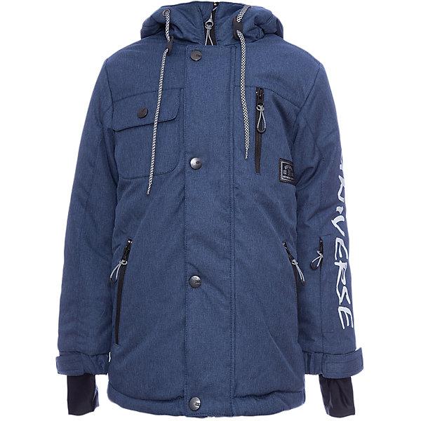 Куртка Платон Batik для мальчикаВерхняя одежда<br>Характеристики товара:<br><br>• цвет: синий<br>• состав ткани: таслан<br>• подкладка: поларфлис<br>• утеплитель: слайтекс<br>• сезон: зима<br>• мембранное покрытие<br>• температурный режим: от -35 до 0<br>• водонепроницаемость: 5000 мм <br>• паропроницаемость: 5000 г/м2<br>• плотность утеплителя: 300 г/м2<br>• застежка: молния<br>• капюшон: с мехом внутри, несъемный<br>• страна бренда: Россия<br>• страна изготовитель: Россия<br><br>Зимой обеспечить ребенку защиту от мороза, влаги и ветра поможет теплая детская куртка. Зимняя куртка Batik для мальчика благодаря мембранному покрытию подходит для ношения в сильные морозы. Детская куртка от бренда Batik отличается удобным капюшоном и карманами. Мембранная зимняя куртка стильная и теплая. <br><br>Куртку Платон Batik (Батик) для мальчика можно купить в нашем интернет-магазине.<br><br>Ширина мм: 356<br>Глубина мм: 10<br>Высота мм: 245<br>Вес г: 519<br>Цвет: синий<br>Возраст от месяцев: 84<br>Возраст до месяцев: 96<br>Пол: Мужской<br>Возраст: Детский<br>Размер: 128,158,152,146,140,134<br>SKU: 7028475