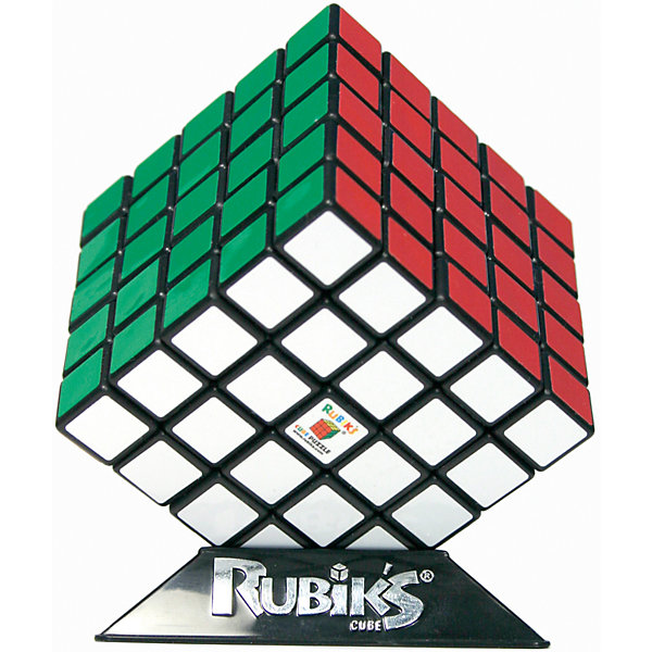 Кубик Рубика 5х5,  RubiksГоловоломки Кубик Рубика<br>Характеристики:<br><br>• возраст: от 8 лет;<br>• сложность игры: «продвинутый» уровень;<br>• материал: литой пластик;<br>• комплект: головоломка, фирменная подставка для хранения;<br>• количество игроков: 1;<br>• время игры: 30 мин.;<br>• размер упаковки 17х8х6 см;<br>• вес упаковки 200 г.;<br>• тип упаковки: шестигранник из блистера; <br>• размер игрушки: 7х7х7 см.<br><br>  Самая знаменитая в мире головоломка и самая сложная в линейке Рубикс - профессорский кубик-рубик с 25 клетками на каждой стороне. Единственные настоящие кубики Рубика обладают характерным фирменным «хрустом» и производятся по лицензии английской компании Seven Towns Ltd., заключившей эксклюзивный договор с Эрно Рубиком.<br><br>Цель игры – собрать квадраты одного цвета на каждой из сторон кубика. Игра развивает творческие способности, смекалку, сообразительность, внимательность.<br><br>Головоломку «Кубик Рубика 5х5», Rubiks можно приобрести в нашем интернет-магазине.<br><br>Ширина мм: 140<br>Глубина мм: 160<br>Высота мм: 175<br>Вес г: 455<br>Возраст от месяцев: 96<br>Возраст до месяцев: 2147483647<br>Пол: Унисекс<br>Возраст: Детский<br>SKU: 7028996