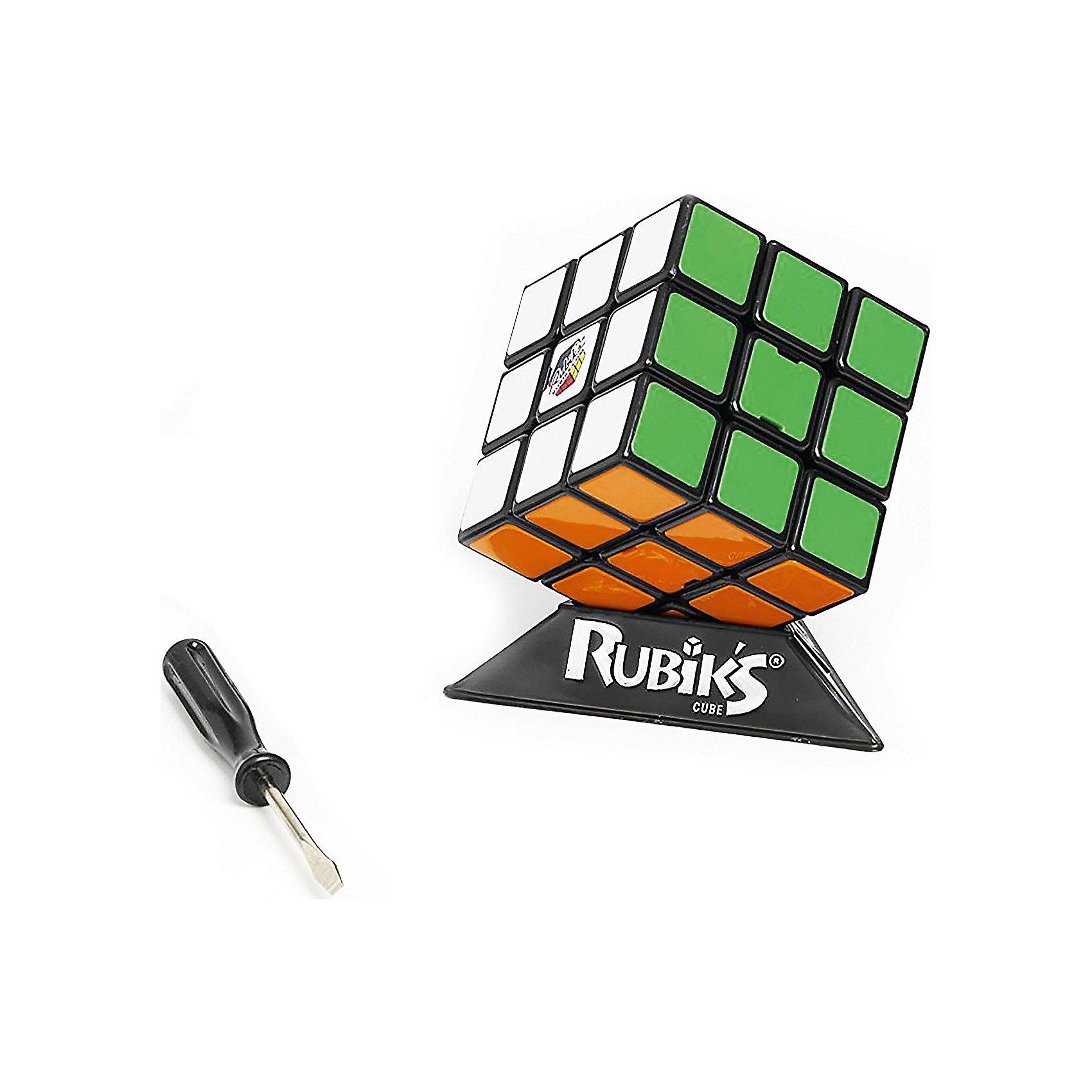 Кубик Рубика Сделай Сам,  RubiksГоловоломки Кубик Рубика<br>Характеристики:<br><br>• возраст: от 8 лет;<br>• сложность игры: «продвинутый» уровень;<br>• материал: пластик;<br>• количество игроков: 1;<br>• время игры: 30 мин.;<br>• размер упаковки 25х8х19 см;<br>• вес упаковки 340 г.;<br>• тип упаковки: подарочная коробка; <br>• размер игрушки: 5,7х5,7х5,7 см.<br><br>Набор-конструктор для самостоятельного создания Кубика Рубика 3х3 и его дальнейшей сборки. Детали стыкуются между собой, защелкиваются или скрепляются винтами. В готовом виде это будет точно такой же кубик, как Скоростной Speedcubing KIT.<br><br>Кубик удобно разбирать для чистки и смазывания механизма.<br><br>Цель игры – понять принцип работы головоломки и быстрее собирать квадраты одного цвета на каждой из сторон кубика. Игра развивает творческие способности, смекалку, сообразительность, внимательность.<br><br>В комплекте:<br>• элементы внутреннего механизма;<br>• цветные плитки (в т.ч. запасные);<br>• пружинки и отвертка;<br>• инструкция по собиранию механизма и корпуса игрушки;   <br>• инструкция и алгоритмы по сборке.<br><br>Головоломку «Кубик Рубика. Сделай сам 3х3», Rubiks можно приобрести в нашем интернет-магазине.<br><br>Ширина мм: 50<br>Глубина мм: 265<br>Высота мм: 200<br>Вес г: 300<br>Возраст от месяцев: 84<br>Возраст до месяцев: 2147483647<br>Пол: Унисекс<br>Возраст: Детский<br>SKU: 7028997