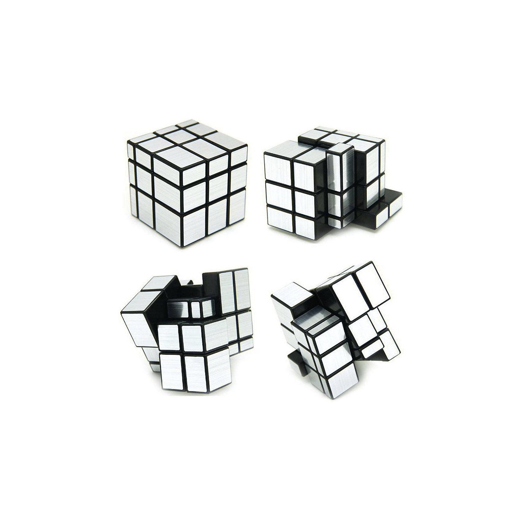 Головоломка Зеркальный Кубик Серебро от myToys