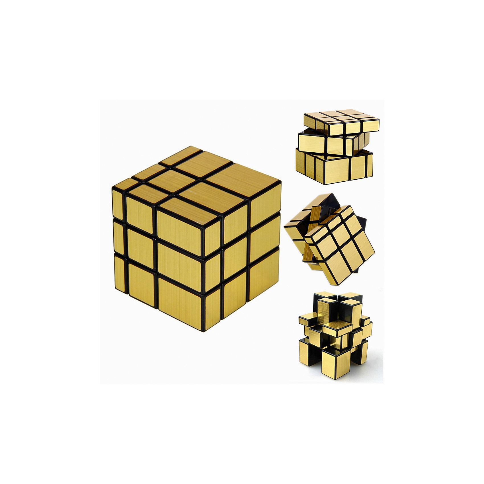Головоломка Зеркальный Кубик Золото от myToys