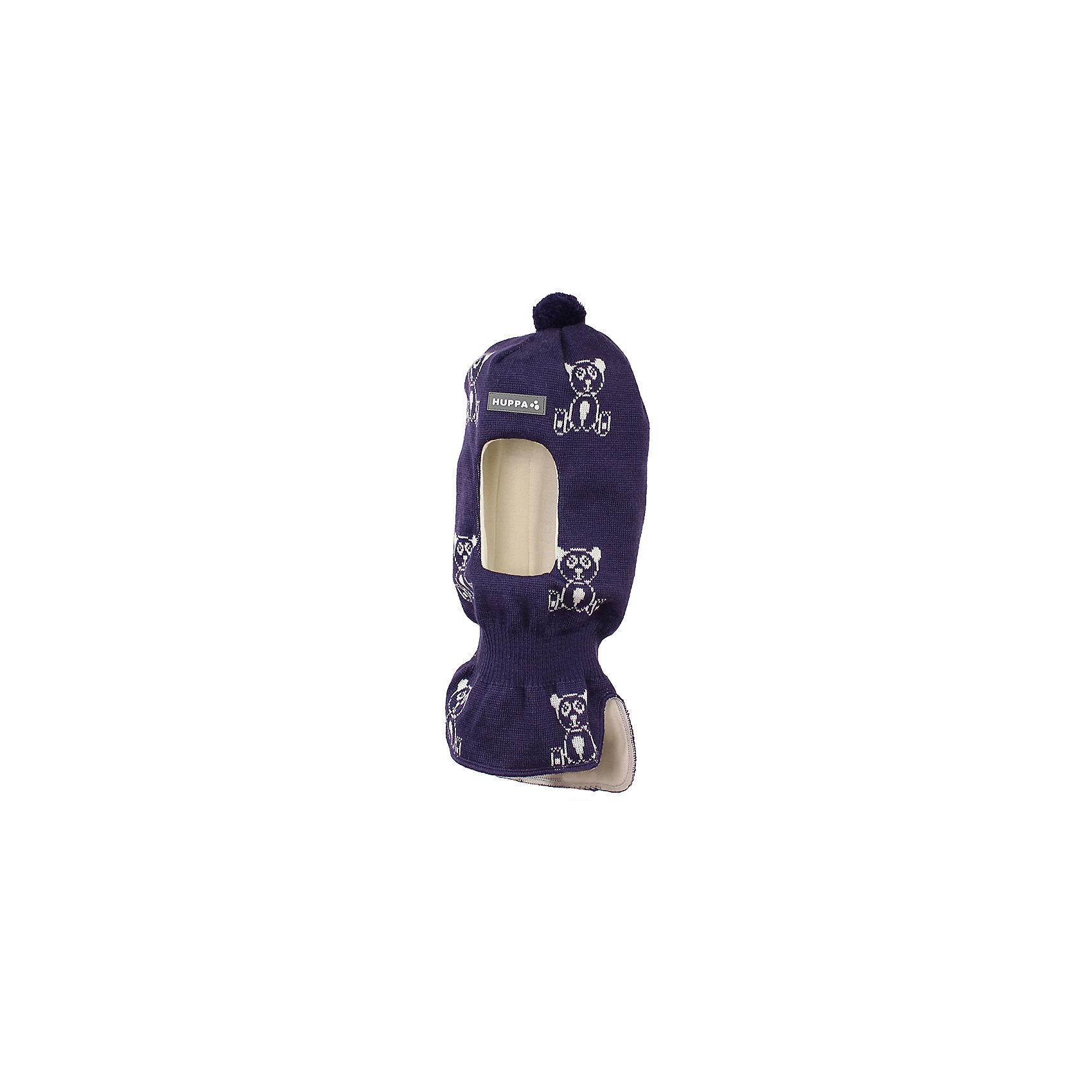 Шапка-шлем Huppa KeldaГоловные уборы<br>Характеристики товара:<br><br>• модель: Kelda;<br>• цвет: фиолетовый;<br>• состав: 50% шерсть, 50% полиакрил;<br>• подкладка: 100% хлопок;<br>• сезон: зима;<br>• температурный режим: от +5 до - 30С;<br>• шапка с помпоном сверху;<br>• особенности: вязаная, шерстяная;<br>• страна бренда: Финляндия;<br>• страна изготовитель: Эстония.<br><br>Шапка-шлем Хуппа с помпоном. Подкладка выполнена из хлопкового трикотажа, наружная ткань - это 50% мериносовой шерсти и 50% акриловой пряжи. Шапка-шлем идеальна для ношения в зимние холода, потому что защищает шею и уши ребенка от холодного ветра.<br><br>Шапку-шлем Huppa Kelda (Хуппа) можно купить в нашем интернет-магазине.<br><br>Ширина мм: 89<br>Глубина мм: 117<br>Высота мм: 44<br>Вес г: 155<br>Цвет: лиловый<br>Возраст от месяцев: 3<br>Возраст до месяцев: 12<br>Пол: Унисекс<br>Возраст: Детский<br>Размер: 43-45,51-53,47-49<br>SKU: 7029393