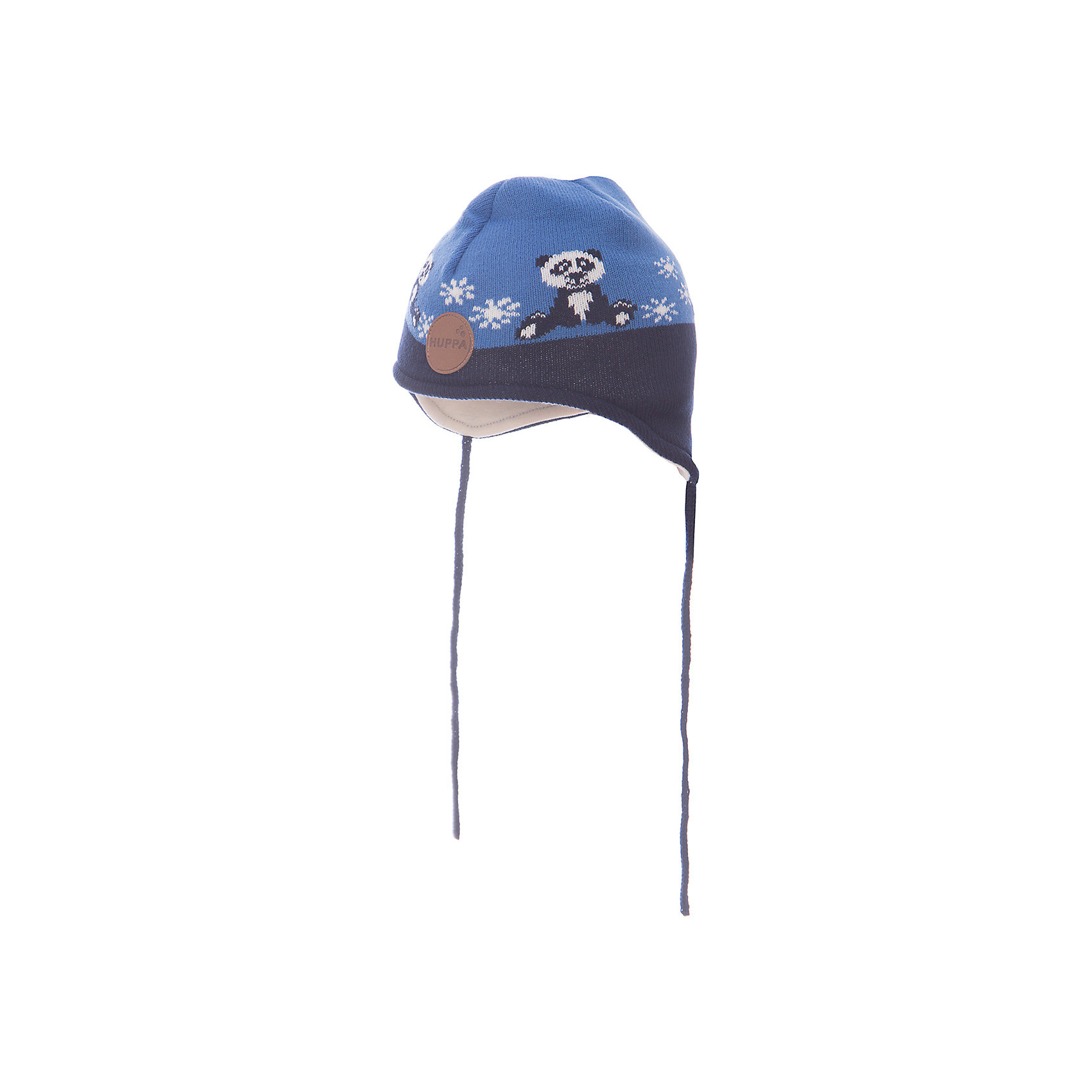 Шапка Huppa Karro 1Головные уборы<br>Характеристики товара:<br><br>• модель: Karro 1;<br>• цвет: синий;<br>• состав: шапка: 100% акрил; <br>• подкладка: 100% хлопок:<br>• утеплитель: 40 г/м2;<br>• сезон: зима<br>• температурный режим: от 0°С до -20°С;<br>• шапка на завязках;<br>• особенности: вязаная;<br>• страна бренда: Финляндия;<br>• страна изготовитель: Эстония.<br><br>Вязаная детская шапка Karro 1. Теплая вязанная шапочка, прекрасно подойдет для повседневных прогулок в холодную погоду. Шапка на мягкий завязках, не травмирующих нежную кожу.<br><br>Шапку Huppa Karro 1 (Хуппа) можно купить в нашем интернет-магазине.<br><br>Ширина мм: 89<br>Глубина мм: 117<br>Высота мм: 44<br>Вес г: 155<br>Цвет: синий<br>Возраст от месяцев: 3<br>Возраст до месяцев: 12<br>Пол: Унисекс<br>Возраст: Детский<br>Размер: 43-45,51-53,47-49<br>SKU: 7029444