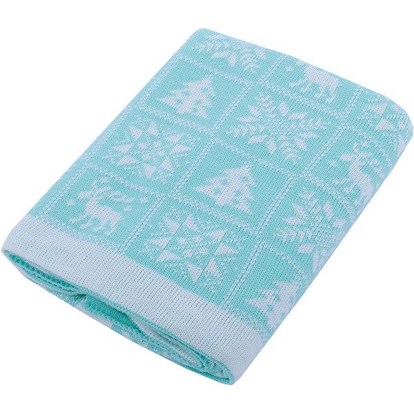Плед Рождество Уси-ПусиПледы и одеяла<br>Характеристики товара:<br><br>• цвет: мятный;<br>• ткань: вязаная;<br>• состав ткани: 50% шерсть, 50% пан;<br>• размер : 110х140 см;<br>• особенности модели: вязаная, с рисунком;<br>• сезон: демисезон;<br>• страна бренда: Россия;<br>• страна изготовитель: Россия.<br> <br>Полушерстяной вязанный плед «Рождество» будет прекрасным дополнением в гардеробе Вашего малыша в любое время года. <br><br>Ровная машинная вязка с рождественским детским рисунком напомнит лучшие детские мгновения, порадует Вас и малыша теплотой и простотой по уходу за изделием. Пледом можно прикрыть спящего малыша дома, на улице или в машине. <br><br>Вязанный плед «Рождество»  Уси-Пуси можно купить в нашем интернет-магазине.<br>Ширина мм: 37; Глубина мм: 4; Высота мм: 25; Вес г: 430; Цвет: зеленый; Возраст от месяцев: 0; Возраст до месяцев: 24; Пол: Унисекс; Возраст: Детский; Размер: one size; SKU: 7029554;