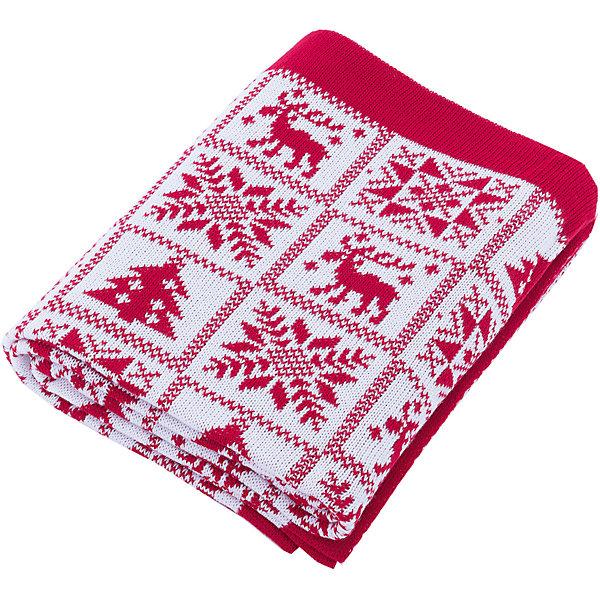 Плед Рождество Уси-ПусиПледы и одеяла<br>Характеристики товара:<br><br>• цвет: красный;<br>• ткань: вязаная;<br>• состав ткани: 50% шерсть, 50% пан;<br>• размер : 110х140 см;<br>• особенности модели: вязаная, с рисунком;<br>• сезон: демисезон;<br>• страна бренда: Россия;<br>• страна изготовитель: Россия.<br> <br>Полушерстяной вязанный плед «Рождество» будет прекрасным дополнением в гардеробе Вашего малыша в любое время года. <br><br>Ровная машинная вязка с рождественским детским рисунком напомнит лучшие детские мгновения, порадует Вас и малыша теплотой и простотой по уходу за изделием. Пледом можно прикрыть спящего малыша дома, на улице или в машине. <br><br>Вязанный плед «Рождество»  Уси-Пуси можно купить в нашем интернет-магазине.<br><br>Ширина мм: 37<br>Глубина мм: 4<br>Высота мм: 25<br>Вес г: 430<br>Цвет: красный<br>Возраст от месяцев: 0<br>Возраст до месяцев: 24<br>Пол: Унисекс<br>Возраст: Детский<br>Размер: one size<br>SKU: 7029558