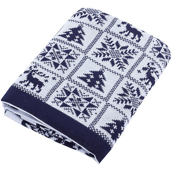 Плед Рождество Уси-Пуси для мальчикаФлис и термобелье<br>Характеристики товара:<br><br>• цвет: синий;<br>• ткань: вязаная;<br>• состав ткани: 50% шерсть, 50% пан;<br>• размер : 110х140 см;<br>• особенности модели: вязаная, с рисунком;<br>• сезон: демисезон;<br>• страна бренда: Россия;<br>• страна изготовитель: Россия.<br> <br>Полушерстяной вязанный плед «Рождество» будет прекрасным дополнением в гардеробе Вашего малыша в любое время года. <br><br>Ровная машинная вязка с рождественским детским рисунком напомнит лучшие детские мгновения, порадует Вас и малыша теплотой и простотой по уходу за изделием. Пледом можно прикрыть спящего малыша дома, на улице или в машине. <br><br>Вязанный плед «Рождество»  Уси-Пуси можно купить в нашем интернет-магазине.<br><br>Ширина мм: 37<br>Глубина мм: 4<br>Высота мм: 25<br>Вес г: 430<br>Цвет: синий<br>Возраст от месяцев: 0<br>Возраст до месяцев: 24<br>Пол: Мужской<br>Возраст: Детский<br>Размер: one size<br>SKU: 7029566