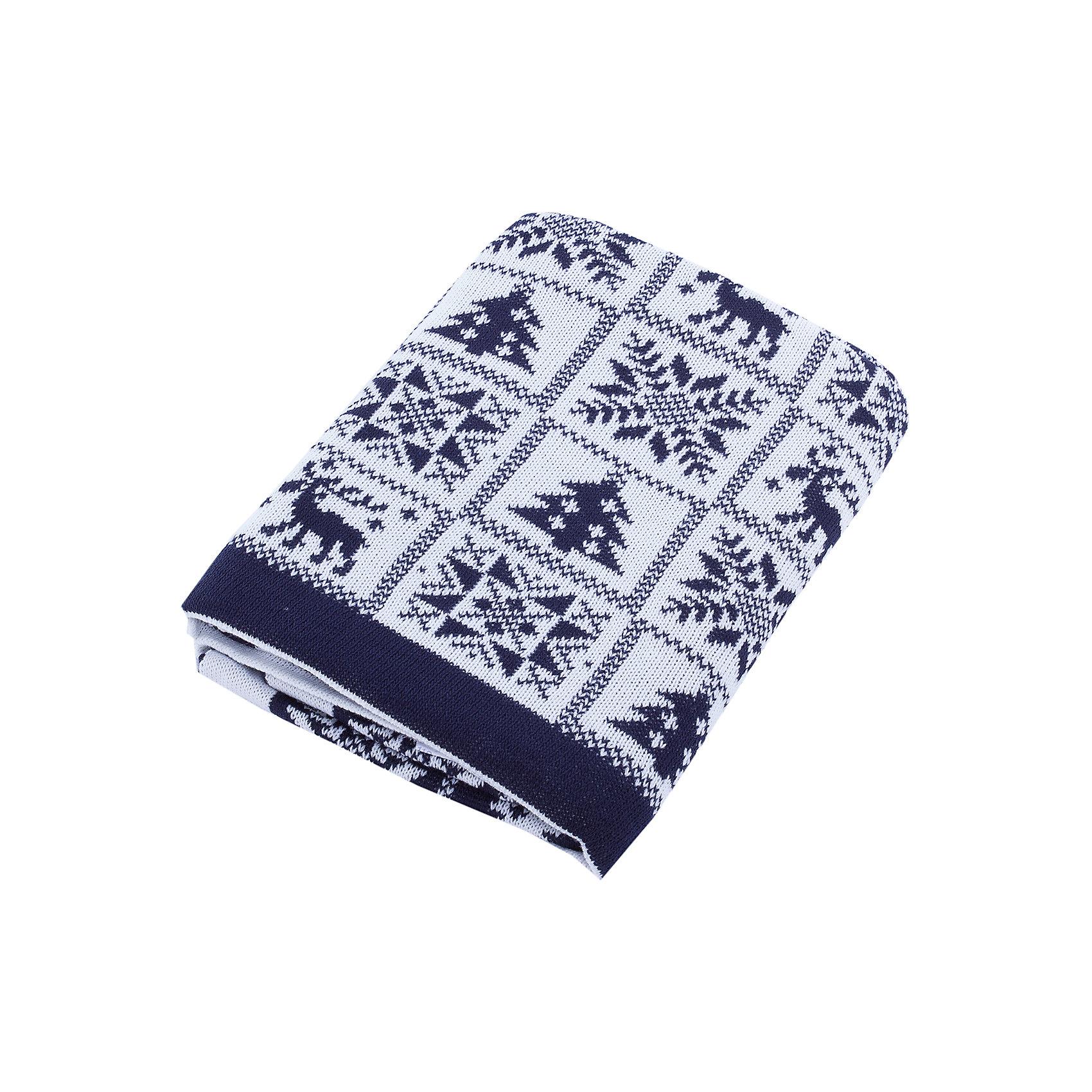 Плед Рождество Уси-ПусиПледы и одеяла<br>Характеристики товара:<br><br>• цвет: синий;<br>• ткань: вязаная;<br>• состав ткани: 50% шерсть, 50% пан;<br>• размер : 110х140 см;<br>• особенности модели: вязаная, с рисунком;<br>• сезон: демисезон;<br>• страна бренда: Россия;<br>• страна изготовитель: Россия.<br> <br>Полушерстяной вязанный плед «Рождество» будет прекрасным дополнением в гардеробе Вашего малыша в любое время года. <br><br>Ровная машинная вязка с рождественским детским рисунком напомнит лучшие детские мгновения, порадует Вас и малыша теплотой и простотой по уходу за изделием. Пледом можно прикрыть спящего малыша дома, на улице или в машине. <br><br>Вязанный плед «Рождество»  Уси-Пуси можно купить в нашем интернет-магазине.<br><br>Ширина мм: 37<br>Глубина мм: 4<br>Высота мм: 25<br>Вес г: 430<br>Цвет: синий<br>Возраст от месяцев: 0<br>Возраст до месяцев: 24<br>Пол: Унисекс<br>Возраст: Детский<br>Размер: one size<br>SKU: 7029566