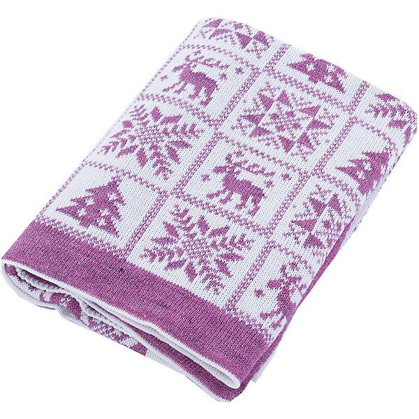 Плед Рождество Уси-Пуси для девочкиПледы и одеяла<br>Характеристики товара:<br><br>• цвет: сиреневый;<br>• ткань: вязаная;<br>• состав ткани: 50% шерсть, 50% пан;<br>• размер : 110х140 см;<br>• особенности модели: вязаная, с рисунком;<br>• сезон: демисезон;<br>• страна бренда: Россия;<br>• страна изготовитель: Россия.<br> <br>Полушерстяной вязанный плед «Рождество» будет прекрасным дополнением в гардеробе Вашего малыша в любое время года. <br><br>Ровная машинная вязка с рождественским детским рисунком напомнит лучшие детские мгновения, порадует Вас и малыша теплотой и простотой по уходу за изделием. Пледом можно прикрыть спящего малыша дома, на улице или в машине. <br><br>Вязанный плед «Рождество»  Уси-Пуси можно купить в нашем интернет-магазине.<br>Ширина мм: 37; Глубина мм: 4; Высота мм: 25; Вес г: 430; Цвет: лиловый; Возраст от месяцев: 0; Возраст до месяцев: 24; Пол: Женский; Возраст: Детский; Размер: one size; SKU: 7029568;