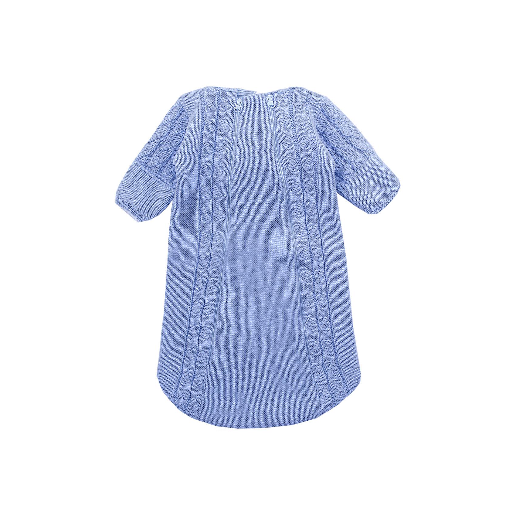 Комбинезон (конверт)  Косы Уси-Пуси для мальчикаКомбинезоны<br>Характеристики товара:<br><br>• цвет: голубой;<br>• ткань: вязаная;<br>• пол: мальчик;<br>• состав ткани: 50% шерсть, 50% пан, внутр. слой 100%хлопок;<br>• утеплитель: без утеплителя;<br>• вид застежки: на молнии;<br>• особенности модели: вязаная, с рисунком;<br>• сезон: демисезон;<br>• страна бренда: Россия;<br>• страна изготовитель: Россия.<br><br>Вязаный конветр для новородженных с подкладкой из 100% хлопка отлично подойдет для выписки из роддома.<br><br>Верхняя ткань выполнена из нитей шерсти и ПАНа. Его можно использовать круглый год: зимой под зимний конветр, а летом при прохладной погоде. Наличие двух молний на конверте позволяют быстро одеть ребенка на прогулку или переодеть малыша при необходимости. <br><br>Вязаный конветр «Косы» Уси-Пуси для мальчика можно купить в нашем интернет-магазине.<br><br>Ширина мм: 157<br>Глубина мм: 13<br>Высота мм: 119<br>Вес г: 200<br>Цвет: голубой<br>Возраст от месяцев: 3<br>Возраст до месяцев: 6<br>Пол: Мужской<br>Возраст: Детский<br>Размер: 62/68,50/56,56/62<br>SKU: 7029640