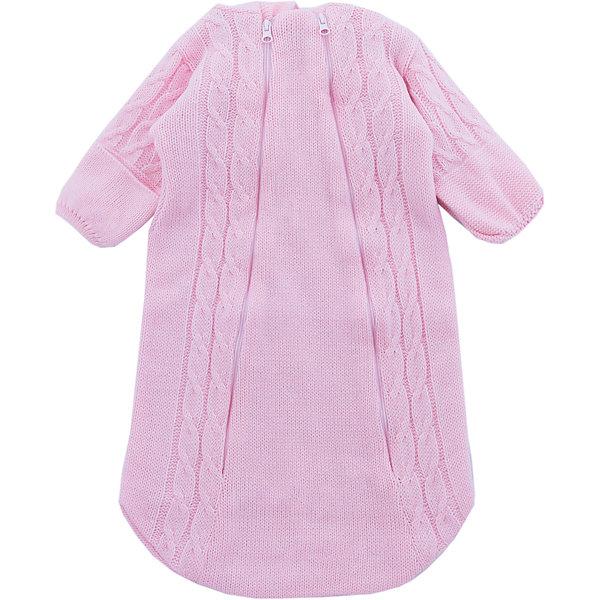 Комбинезон (конверт)  Косы Уси-Пуси для девочкиКомбинезоны<br>Характеристики товара:<br><br>• цвет: розовый;<br>• ткань: вязаная;<br>• пол: девочка;<br>• состав ткани: 50% шерсть, 50% пан, внутр. слой 100%хлопок;<br>• утеплитель: без утеплителя;<br>• вид застежки: на молнии;<br>• особенности модели: вязаная, с рисунком;<br>• сезон: демисезон;<br>• страна бренда: Россия;<br>• страна изготовитель: Россия.<br><br>Вязаный конветр для новородженных с подкладкой из 100% хлопка отлично подойдет для выписки из роддома.<br><br>Верхняя ткань выполнена из нитей шерсти и ПАНа. Его можно использовать круглый год: зимой под зимний конветр, а летом при прохладной погоде. Наличие двух молний на конверте позволяют быстро одеть ребенка на прогулку или переодеть малыша при необходимости. <br><br>Вязаный конветр «Косы» Уси-Пуси для девочки можно купить в нашем интернет-магазине.<br>Ширина мм: 157; Глубина мм: 13; Высота мм: 119; Вес г: 200; Цвет: розовый; Возраст от месяцев: 0; Возраст до месяцев: 3; Пол: Женский; Возраст: Детский; Размер: 50/56,62/68,56/62; SKU: 7029644;