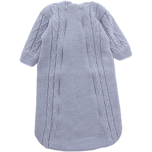 Комбинезон (конверт)  Косы Уси-ПусиФлис и термобелье<br>Характеристики товара:<br><br>• цвет: серый;<br>• ткань: вязаная;<br>• состав ткани: 50% шерсть, 50% пан, внутр. слой 100%хлопок;<br>• утеплитель: без утеплителя;<br>• вид застежки: на молнии;<br>• особенности модели: вязаная, с рисунком;<br>• сезон: демисезон;<br>• страна бренда: Россия;<br>• страна изготовитель: Россия.<br><br>Вязаный конветр для новородженных с подкладкой из 100% хлопка отлично подойдет для выписки из роддома.<br><br>Верхняя ткань выполнена из нитей шерсти и ПАНа. Его можно использовать круглый год: зимой под зимний конветр, а летом при прохладной погоде. Наличие двух молний на конверте позволяют быстро одеть ребенка на прогулку или переодеть малыша при необходимости. <br><br>Вязаный конветр «Косы» Уси-Пуси можно купить в нашем интернет-магазине.<br>Ширина мм: 157; Глубина мм: 13; Высота мм: 119; Вес г: 200; Цвет: серый; Возраст от месяцев: 0; Возраст до месяцев: 3; Пол: Унисекс; Возраст: Детский; Размер: 50/56,62/68; SKU: 7029648;