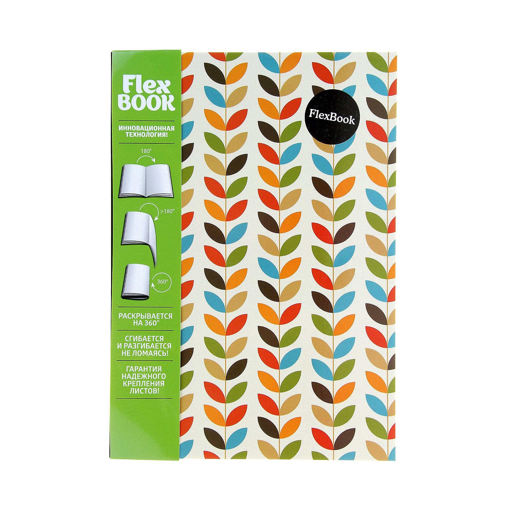 Тетрадь Limpopo Flex Book Flora, А4 60 листовБумажная продукция<br>Характеристики товара:<br><br>• количество листов: 60;<br>• формат: А4;<br>• линовка: клетка;<br>• возраст: от 15 лет;<br>• размер: 21х30 см;<br>• размер упаковки: 21х30х0,5 см;<br>• вес: 279 грамм.<br><br>Тетрадь Flora отлично подойдет для студентов и учащихся старших классов. Благодаря специальной японской технологии Seihon тетрадь можно сгибать, разворачивать на 360 градусов, скручивать и складывать. Обложка из мелованного картона защитит внутренний блок и поможет продлить срок службы тетради. Подходит для левшей.<br><br>Тетрадь А4 60листов «Flex Book» Flora можно купить в нашем интернет-магазине.<br><br>Ширина мм: 300<br>Глубина мм: 210<br>Высота мм: 5<br>Вес г: 279<br>Возраст от месяцев: 84<br>Возраст до месяцев: 2147483647<br>Пол: Унисекс<br>Возраст: Детский<br>SKU: 7029920