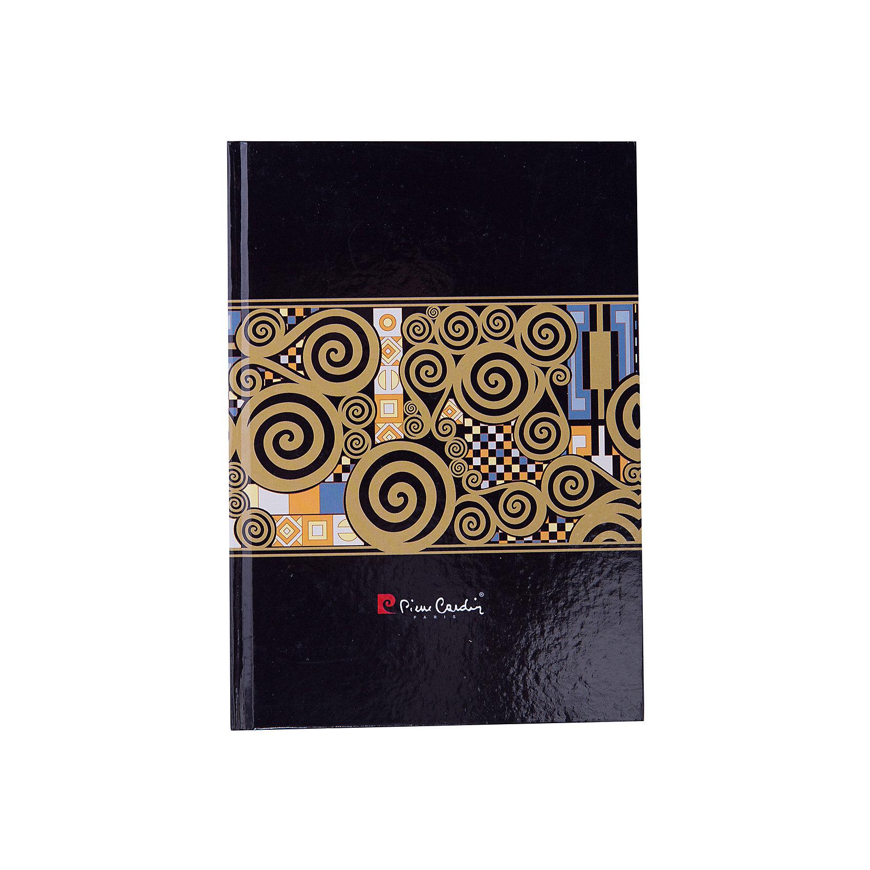Престиж-Блокнот А5 80л Pierre Cardin LoisBlanсБумажная продукция<br>Представляем блокнот, который подчеркнёт ваш статус и стиль. Престиж-блокнот под брендом известного во всем мире дизайнера Pierre Cardin в твердом переплете удобен для заметок. Жесткая ламинированная обложка долго сохраняет привлекательный внешний вид и позволяет делать записи на весу. Блокнот прекрасно подойдёт для записи повседневных дел, важных событий и своих мыслей.<br><br>Ширина мм: 210<br>Глубина мм: 150<br>Высота мм: 10<br>Вес г: 220<br>Возраст от месяцев: 84<br>Возраст до месяцев: 2147483647<br>Пол: Унисекс<br>Возраст: Детский<br>SKU: 7029924