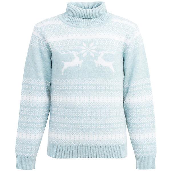 Свитер Lamba villo для мальчикаСвитера и кардиганы<br>Характеристики товара:<br><br>• цвет: голубой;<br>• состав ткани: 100% шерсть мериноса;<br>• температурный режим: от +5° С до -25° С;<br>• сезон: зима;<br>• анатомические трикотажные резинки внизу изделия и на рукавах;<br>• анатомический крой;<br>• с высоким горлом;<br>• страна изготовитель: Латвия.<br><br>Теплый свитер Lamba villo  - это удобная и красивая одежда, в которой будет комфортно во время холодных прогулок. <br><br>Он выполнен из шерсти мериноса (австралийской тонкорунной овцы), которая обладает гипоаллергенными свойствами, поэтому не вызывает раздражения, даже если надета на голое тело. Яркий рисунок делает модель актуальной в зимний период.<br><br>Свитер Lamba villo с оленями можно купить в нашем интернет-магазине.<br>Ширина мм: 190; Глубина мм: 74; Высота мм: 229; Вес г: 236; Цвет: зеленый; Возраст от месяцев: 96; Возраст до месяцев: 108; Пол: Мужской; Возраст: Детский; Размер: 128/134,80/86,140/146,116/122,104/110,92/98; SKU: 7031996;