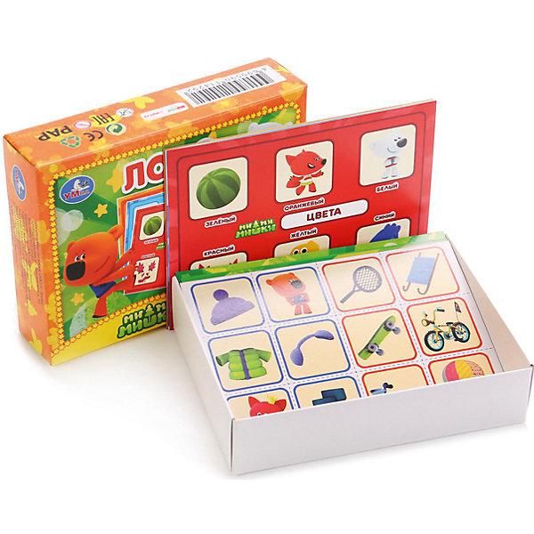 Лото бумажное Ми-ми-мишки (48 карточек)Лото<br>Характеристики товара:<br><br>• возраст: от 3 лет<br>• для мальчиков и девочек<br>• в комплекте: 48 карточек.<br>• размер упаковки: 4х17х12 см.<br>• упаковка: картонная коробка.<br>• страна бренда: Россия.<br><br>Бумажное лото «Ми-ми-мишки» бренда Умка - это увлекательная игра, которая замечательно развивает внимание и память. Также она же научит правильно называть и узнавать различные предметы и вещи. На карточках разного размера из плотного картона, изображены герои популярного детского мультфильма «МиМиМишки», что непременно поднимет настроение его поклонникам. <br><br>Игра предназначена для небольшой компании детей. Для производства элементов настольной игры использовались качественные материалы, безвредные для здоровья малышей.<br><br>Бумажное лото «Ми-ми-мишки» от компании Умка можно купить у нас в интернет-магазине.<br>Ширина мм: 170; Глубина мм: 50; Высота мм: 130; Вес г: 100; Возраст от месяцев: 36; Возраст до месяцев: 120; Пол: Унисекс; Возраст: Детский; SKU: 7032118;