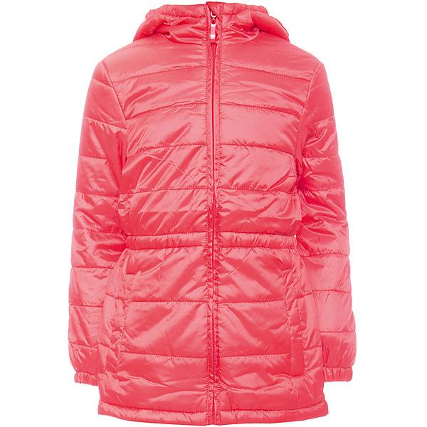 Куртка SELA для девочкиВерхняя одежда<br>Характеристики товара:<br><br>• цвет: красный<br>• ткань верха: 100% полиамид<br>• подкладка: 100% полиэстер<br>• утеплитель: 100% полиэстер<br>• сезон: демисезон<br>• температурный режим: от +5 до -10С<br>• особенности куртки: на молнии, стеганая<br>• капюшон: без меха, несъемный<br>• застежка: молния<br>• страна бренда: Исполиамидния<br>• страна изготовитель: Индия<br><br>Такая детская куртка сшита из качественного материала. Куртка для девочки Mayoral дополнена удобным капюшоном. Яркая детская куртка подойдет для прохладной погоды. Отличный способ обеспечить ребенку тепло и комфорт - надеть теплую куртку для девочки от Sela. <br><br>Куртку для девочки Sela (Села) можно купить в нашем интернет-магазине.<br><br>Ширина мм: 356<br>Глубина мм: 10<br>Высота мм: 245<br>Вес г: 519<br>Цвет: розовый<br>Возраст от месяцев: 108<br>Возраст до месяцев: 120<br>Пол: Женский<br>Возраст: Детский<br>Размер: 140,152,122,128<br>SKU: 7032282