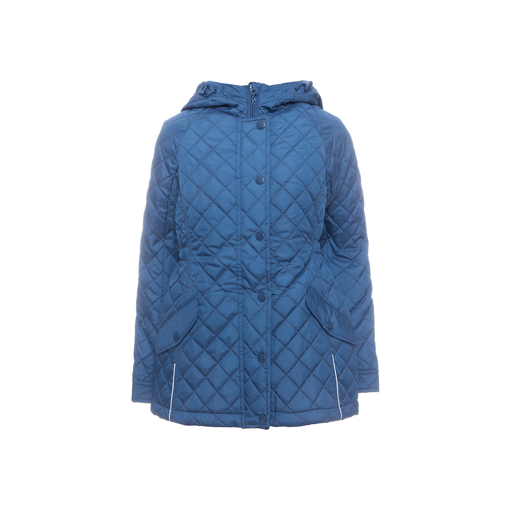 Куртка SELA для девочкиВерхняя одежда<br>Характеристики товара:<br><br>• цвет: синий<br>• ткань верха: 100% полиэстер<br>• подкладка: 100% полиэстер<br>• утеплитель: 100% полиэстер<br>• сезон: демисезон<br>• температурный режим: от +5 до -10С<br>• особенности куртки: на молнии, стеганая<br>• капюшон: без меха, несъемный<br>• застежка: молния<br>• страна бренда: Исполиамидния<br>• страна изготовитель: Индия<br><br>Синяя детская куртка подойдет для прохладной погоды. Отличный способ обеспечить ребенку тепло и комфорт - надеть теплую куртку для девочки от Sela. Куртка для девочки Mayoral дополнена удобным капюшоном. Детская куртка сшита из качественного материала.<br><br>Куртку для девочки Sela (Села) можно купить в нашем интернет-магазине.<br><br>Ширина мм: 356<br>Глубина мм: 10<br>Высота мм: 245<br>Вес г: 519<br>Цвет: темно-синий<br>Возраст от месяцев: 132<br>Возраст до месяцев: 144<br>Пол: Женский<br>Возраст: Детский<br>Размер: 152,122,128,140<br>SKU: 7032292