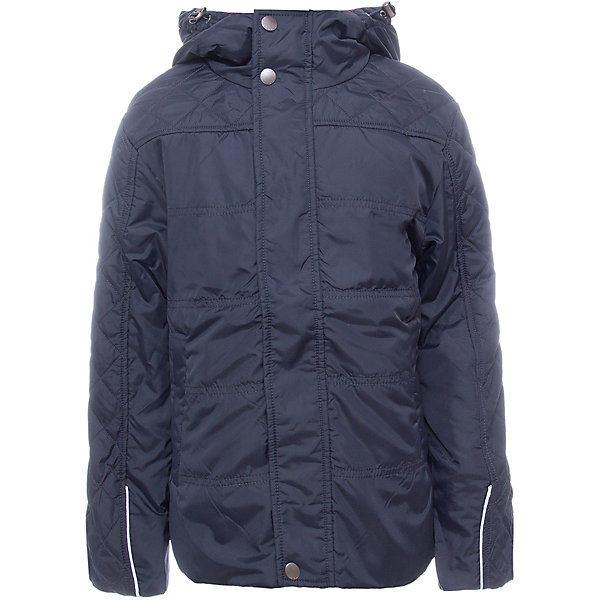 Куртка SELA для мальчикаВерхняя одежда<br>Характеристики товара:<br><br>• цвет: синий<br>• ткань верха: 100% нейлон<br>• подкладка: 100% полиэстер<br>• утеплитель: 100% полиэстер<br>• сезон: демисезон<br>• температурный режим: от +5 до -10С<br>• особенности куртки: на молнии, стеганая<br>• капюшон: без меха, съемный<br>• застежка: молния<br>• страна бренда: Исполиамидния<br>• страна изготовитель: Индия<br><br>Синяя куртка для мальчика от Sela поможет обеспечить ребенку тепло и комфорт. Такая детская куртка отличается лаконичным дизайном. В демисезонной куртке для мальчика от ребенок будет чувствовать себя комфортно в прохладную погоду. <br><br>Куртку для мальчика Sela (Села) можно купить в нашем интернет-магазине.<br>Ширина мм: 356; Глубина мм: 10; Высота мм: 245; Вес г: 519; Цвет: темно-синий; Возраст от месяцев: 108; Возраст до месяцев: 120; Пол: Мужской; Возраст: Детский; Размер: 140,128,122,152; SKU: 7032302;