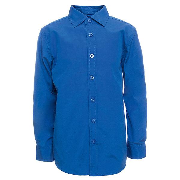 Рубашка SELA для мальчикаБлузки и рубашки<br>Характеристики товара:<br><br>• цвет: синий<br>• состав ткани: 60% хлопок, 40% полиэстер<br>• сезон: демисезон<br>• особенности модели: школьная<br>• застежка: пуговицы<br>• длинные рукава<br>• страна бренда: Россия<br>• страна производства: Индия<br><br>Синяя рубашка для мальчика - базовая вещь для гардероба. Эта рубашка для ребенка сшита из дышащего хлопкового материала. Модели от Sela стильные и удобные, как и эта детская рубашка с длинным рукавом. Рубашка для мальчика отличается доступной ценой.<br><br>Рубашку для мальчика Sela (Села) можно купить в нашем интернет-магазине.<br><br>Ширина мм: 174<br>Глубина мм: 10<br>Высота мм: 169<br>Вес г: 157<br>Цвет: синий<br>Возраст от месяцев: 132<br>Возраст до месяцев: 144<br>Пол: Мужской<br>Возраст: Детский<br>Размер: 152,122,146,140,134,128<br>SKU: 7032333