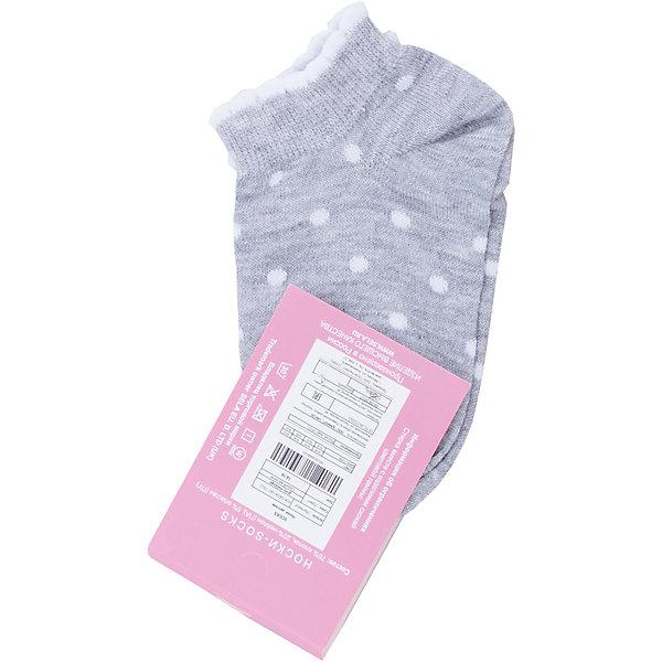 Носки SELA для девочкиНоски<br>Характеристики товара:<br><br>• цвет: серый<br>• состав ткани: 75% хлопок, 20% нейлон, 5% эластан<br>• сезон: круглый год<br>• страна бренда: Россия<br>• страна изготовитель: Китай<br><br>Практичные удобные носки для девочки от Sela украшены лаконичным рисунком. Детские носки сделаны из качественного материала с содержанием натурального хлопка. Эти трикотажные носки были разработаны специально для детей.<br><br>Носки Sela (Села) для девочки можно купить в нашем интернет- магазине.<br><br>Ширина мм: 87<br>Глубина мм: 10<br>Высота мм: 105<br>Вес г: 115<br>Цвет: серый<br>Возраст от месяцев: 3<br>Возраст до месяцев: 6<br>Пол: Женский<br>Возраст: Детский<br>Размер: 16-18,14,20-22,18-20<br>SKU: 7032387
