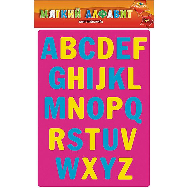 Набор для детского творчества Мягкая Азбука и Алфавит