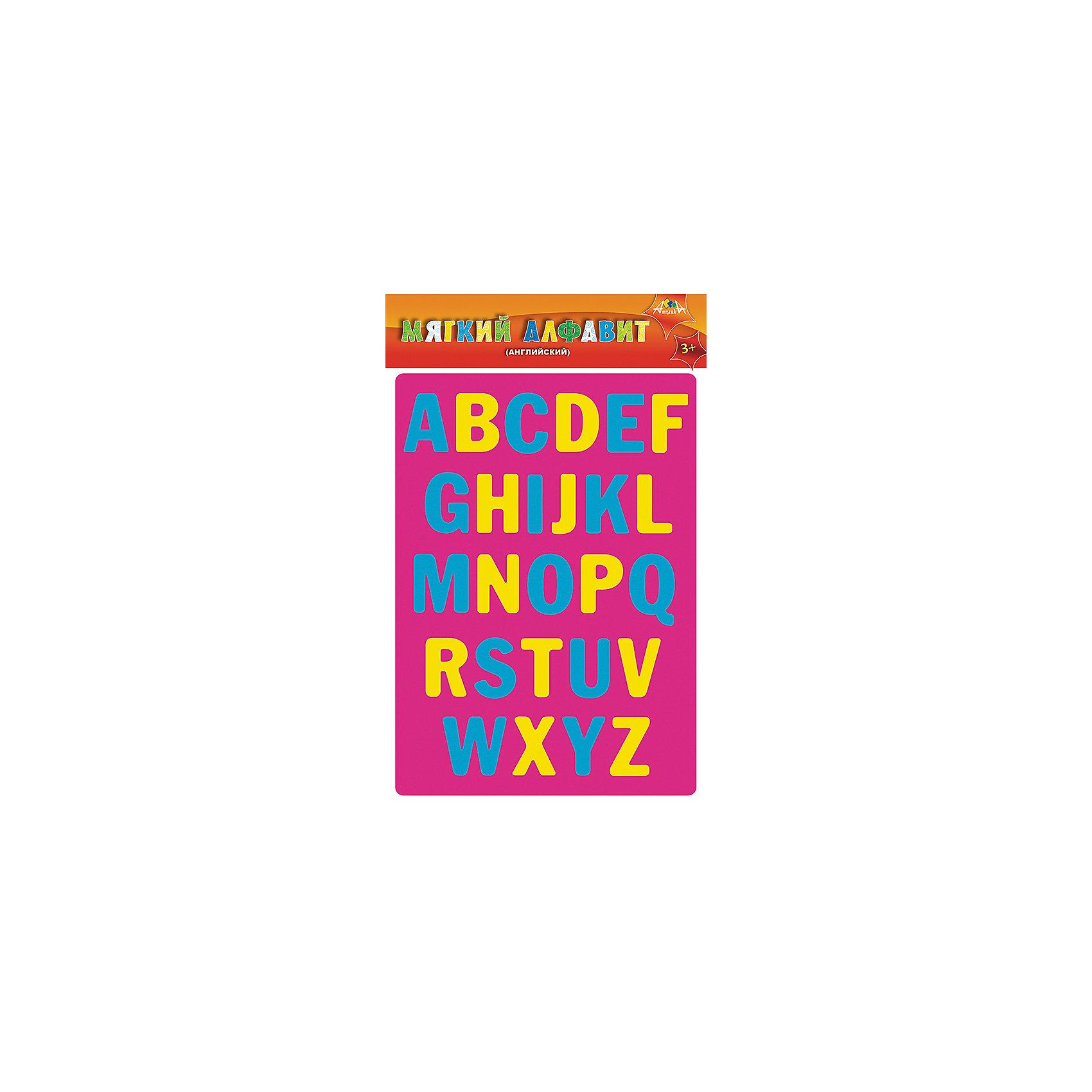 Набор для детского творчества Мягкая Азбука и АлфавитКасса букв<br>Характеристики:<br><br>• возраст: от 3 лет<br>• комплектация: набор букв, набор цифр, математические знаки, шнуровка<br>• материал: мягкий пластик<br>• размер упаковки: 42х23х3 см.<br>• вес: 260 гр.<br><br>Этот замечательный набор поможет малышу освоить буквы английского и русского алфавита, познакомится с цифрами и научится решать простые примеры, а игра-шнуровка развить сенсорную координацию и мелкую моторику рук.<br><br>Набор для детского творчества «Мягкая Азбука и Алфавит» можно купить в нашем интернет-магазине.<br><br>Ширина мм: 420<br>Глубина мм: 230<br>Высота мм: 30<br>Вес г: 260<br>Возраст от месяцев: 36<br>Возраст до месяцев: 2147483647<br>Пол: Унисекс<br>Возраст: Детский<br>SKU: 7033671