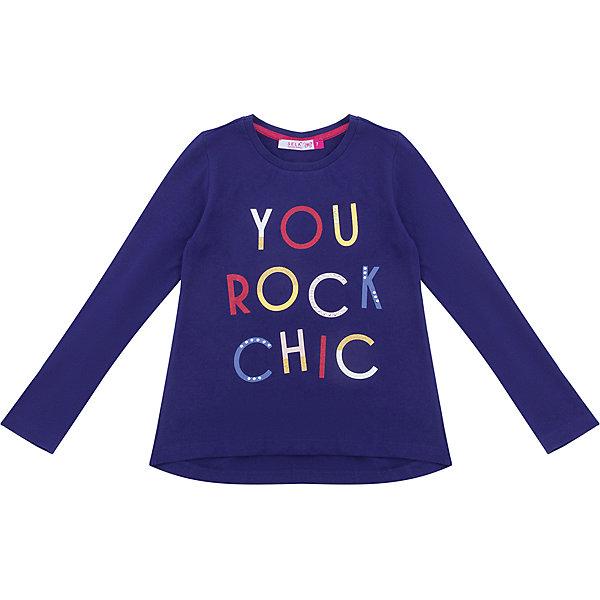 Джемпер SELA для девочкиФутболки с длинным рукавом<br>Характеристики товара:<br><br>• цвет: фиолетовый<br>• состав ткани: 100% хлопок<br>• сезон: демисезон<br>• длинные рукава<br>• страна бренда: Россия<br>• страна производства: Индия<br><br>Этот лонгслив для девочки Sela - стильная молодежная вещь по доступной цене. Модный лонгслив для девочки поможет разнообразить гардероб ребенка. Практичный детский лонгслив украшен оригинальным принтом. Футболка с длинным рукавом для ребенка сшита из качественного трикотажа, в составе которого преобладает натуральный хлопок. <br><br>Лонгслив для девочки Sela (Села) можно купить в нашем интернет-магазине.<br><br>Ширина мм: 190<br>Глубина мм: 74<br>Высота мм: 229<br>Вес г: 236<br>Цвет: лиловый<br>Возраст от месяцев: 132<br>Возраст до месяцев: 144<br>Пол: Женский<br>Возраст: Детский<br>Размер: 152,122,146,140,134,128<br>SKU: 7035294