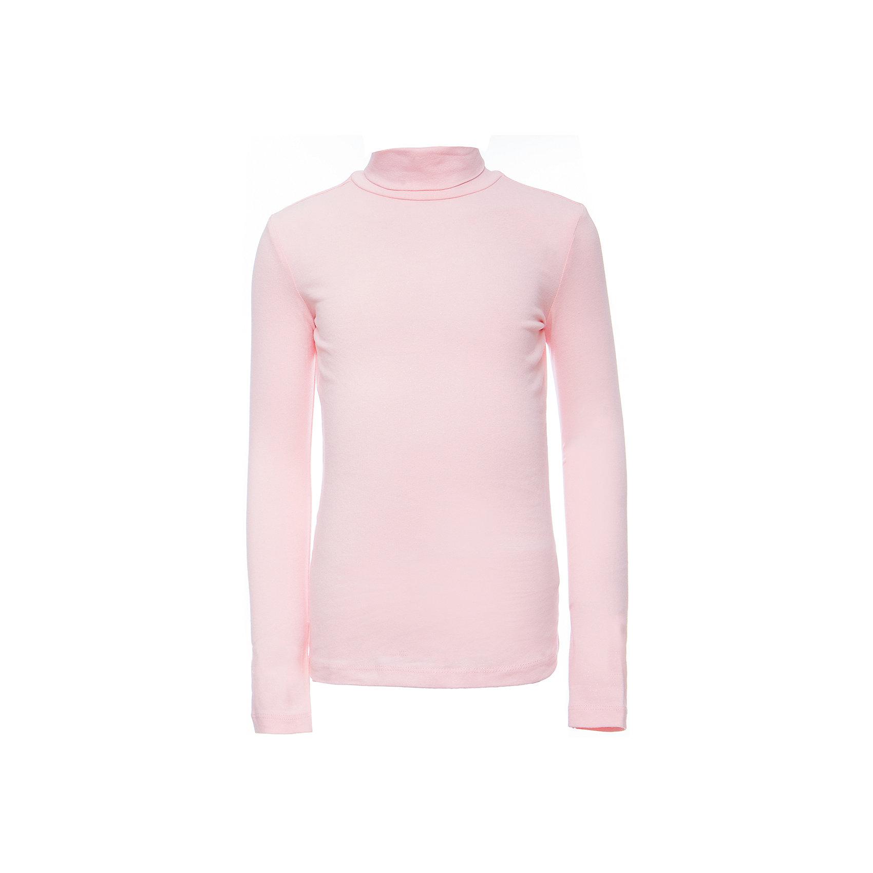 Джемпер SELA для девочкиВодолазки<br>Характеристики товара:<br><br>• цвет: розовый<br>• состав ткани: 95% хлопок, 5% ПУ<br>• сезон: демисезон<br>• длинные рукава<br>• страна бренда: Россия<br>• страна производства: Индия<br><br>Розовая водолазка для девочки отличается хорошим качеством и доступной ценой. Модели одежды от Sela стильные и удобные, как и эта детская водолазка. Трикотажная однотонная водолазка для девочки - базовая вещь для гардероба. Водолазка для девочки сделана из дышащего хлопкового трикотажа.<br><br>Водолазку для девочки Sela (Села) можно купить в нашем интернет-магазине.<br><br>Ширина мм: 190<br>Глубина мм: 74<br>Высота мм: 229<br>Вес г: 236<br>Цвет: розовый<br>Возраст от месяцев: 132<br>Возраст до месяцев: 144<br>Пол: Женский<br>Возраст: Детский<br>Размер: 152,122,128,134,140,146<br>SKU: 7035413