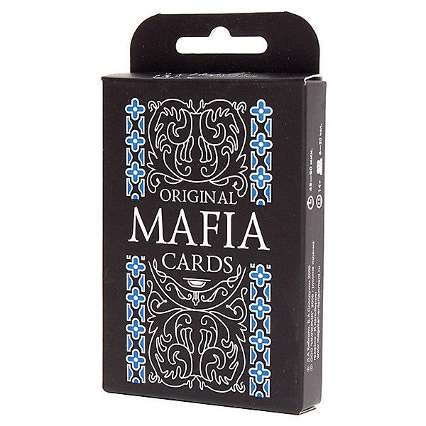 Настольная игра Мафия, МагелланНастольные игры для всей семьи<br>Характеристики:<br><br>• возраст: от 14 лет<br>• комплектация: 26 карт; турнирные и обучающие правила.<br>• материал карт: картон<br>• количество игроков: от 6 до 20 человек<br>• время игры: 40-120 минут<br>• упаковка: картонная коробка<br>• размер упаковки: 11х6,5х1,5 см.<br>• вес: 35 гр.<br><br>«Мафия» - увлекательная психологическая ролевая игра с детективным сюжетом, которая любима игроками всех возрастов.<br><br>Жители города, обессилевшие от разгула мафии, принимают решение пересажать в тюрьму всех мафиози. В ответ мафия объявляет войну до полного уничтожения всех мирных жителей.<br><br>Цель игры: для мирных жителей - вычислить и «убить» мафию, для мафии – «перестрелять» всех мирных жителей. Окунитесь в мир, где единственные друзья - ваша интуиция и умение отличить правду от лжи. <br><br>Для ценителей игры «Мафия» будет интересна тем, что схема турнирных правил, изначально рассчитанная на обучение дипломатов.<br><br>Игра развивает память, логику, сообразительность, командное взаимодействие, стратегическое мышление, актерские навыки.<br><br>Настольную игру Мафия, Магеллан можно купить в нашем интернет-магазине.<br><br>Ширина мм: 110<br>Глубина мм: 65<br>Высота мм: 15<br>Вес г: 35<br>Возраст от месяцев: 168<br>Возраст до месяцев: 2147483647<br>Пол: Унисекс<br>Возраст: Детский<br>SKU: 7036600
