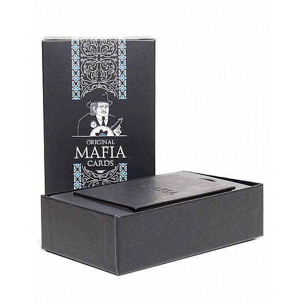 Настольная игра Мафия Люкс, МагелланНастольные игры для всей семьи<br>Характеристики:<br><br>• возраст: от 14 лет<br>• комплектация: 26 карт; блокнот ведущего для учета результатов игр; правила.<br>• материал карт: пластик<br>• количество игроков: от 6 до 20 человек<br>• время игры: 45-90 минут<br>• упаковка: подарочная коробка<br>• размер упаковки: 11,8х11,1х5 см.<br>• вес: 65 гр.<br><br>Настольная игра «Мафия Люкс» представлена красивыми пластиковыми карточками для распределения ролей, блокнотом в кожаном переплёте и классическими правилами игры.<br><br>Мафия – это известнейшая психологическая игра, где очень важно быстро думать, четко определять эмоции других игроков, хорошо планировать и быть крайне убедительным. Принцип игры очень простой: участники получают роли честных граждан и преступников, а затем пытаются определить, кто есть кто. С каждым раундом игроков становится все меньше и меньше — как и сомнений.<br><br>Игра развивает память, логику, сообразительность, командное взаимодействие, стратегическое мышление, актерские навыки.<br><br>Настольную игру Мафия Люкс, Магеллан можно купить в нашем интернет-магазине.<br>Ширина мм: 118; Глубина мм: 111; Высота мм: 50; Вес г: 65; Возраст от месяцев: 168; Возраст до месяцев: 2147483647; Пол: Унисекс; Возраст: Детский; SKU: 7036603;