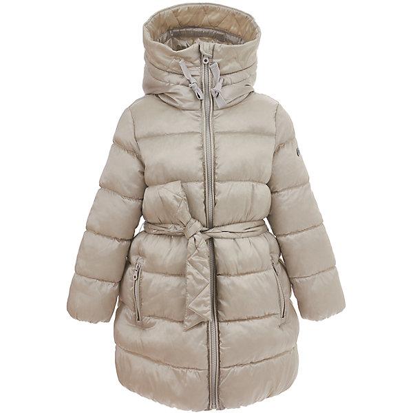 Полупальто Button Blue для девочкиВерхняя одежда<br>Характеристики товара:<br><br>• цвет: бежевый;<br>• состав: 55% полиэстер, 45% нейлон;<br>• подкладка: 100% хлопок, 100% полиэстер;<br>• утеплитель: 100% полиэстер, 330 г/м2;<br>• сезон: зима;<br>• температурный режим: от 0 до -25С;<br>• застежка: молния по всей длине;<br>• защита подбородка от защемления;<br>• внутренняя регулировка обхвата талии;<br>• капюшон не отстегивается;<br>• эластичные манжеты рукавов;<br>• съемный дополнительный пояс;<br>• капюшон со шнурком-утяжкой;<br>• два кармана на молнии;<br>• дополнительная планка на кнопках;<br>• страна бренда: Россия;<br>• страна изготовитель: Китай.<br><br>Зимнее полупальто с капюшоном для девочки. Полупальто застегивается на молнию с защитой подбородка от защемления. Полупальто с высоким воротом-капюшоном, с дополнительными шнурками-утяжками для регулировки. Полупальто с дополнительным поясом, который можно снять. Внутри регулировка обхвата талии, шнурок со стопером.<br><br>Полупальто Button Blue (Баттон Блю) можно купить в нашем интернет-магазине.<br>Ширина мм: 356; Глубина мм: 10; Высота мм: 245; Вес г: 519; Цвет: серый; Возраст от месяцев: 24; Возраст до месяцев: 36; Пол: Женский; Возраст: Детский; Размер: 98,158,152,146,140,134,128,122,116,110,104; SKU: 7037909;