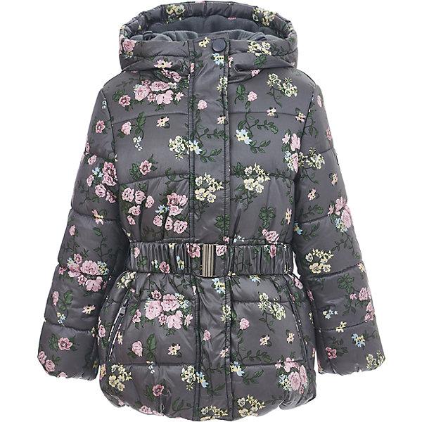 Куртка Button Blue для девочкиВерхняя одежда<br>Характеристики товара:<br><br>• цвет: темно-серый;<br>• состав: 55% полиэстер, 45% нейлон;<br>• подкладка: 100% хлопок, 100% полиэстер;<br>• утеплитель: 100% полиэстер, 330 г/м2;<br>• сезон: зима;<br>• температурный режим: от 0 до -25С;<br>• застежка: молния по всей длине;<br>• защита подбородка от защемления;<br>• внутренняя регулировка обхвата талии;<br>• капюшон не отстегивается;<br>• эластичные манжеты рукавов;<br>• съемный дополнительный пояс;<br>• капюшон со шнурком-утяжкой;<br>• два кармана на молнии;<br>• дополнительная планка на кнопках;<br>• страна бренда: Россия;<br>• страна изготовитель: Китай.<br><br>Зимнее полупальто с капюшоном для девочки. Полупальто застегивается на молнию с защитой подбородка от защемления. Полупальто с высоким воротом-капюшоном, с дополнительными шнурками-утяжками для регулировки. Полупальто с дополнительным поясом, который можно снять. Внутри регулировка обхвата талии, шнурок со стопером.<br><br>Полупальто Button Blue (Баттон Блю) можно купить в нашем интернет-магазине.<br>Ширина мм: 356; Глубина мм: 10; Высота мм: 245; Вес г: 519; Цвет: темно-серый; Возраст от месяцев: 24; Возраст до месяцев: 36; Пол: Женский; Возраст: Детский; Размер: 98,158,152,146,140,134,128,122,116,110,104; SKU: 7037969;