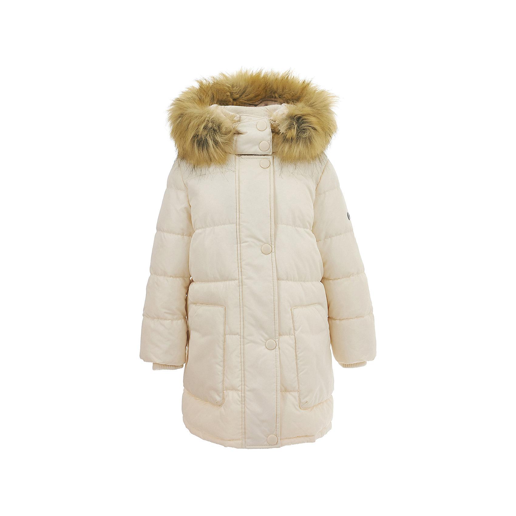 Полупальто BUTTON BLUE для девочкиВерхняя одежда<br>Полупальто BUTTON BLUE для девочки<br>Стильное зимнее пальто для девочек - залог хорошего настроения в морозный день! Классное детское пальто по оптимальной цене принесет удовольствие от покупки! К тому же, недорогое пальто - не значит скучное! Красивый цвет, модный силуэт, динамичная горизонтальная стежка, крупные детали обеспечивают пальто прекрасный внешний вид! Внутренняя утяжка создает надежную защиту от ветра. Если Вы хотите купить зимнее пальто и не сомневаться в его качестве и комфорте, детское пальто от Button Blue - отличный  вариант!<br>Состав:<br>100% полиэстер               Подкладка: 100% полиэстер (флис)/100% полиэстер  Утеплитель 100% полиэстер (fake down) мех: искусственный<br><br>Ширина мм: 356<br>Глубина мм: 10<br>Высота мм: 245<br>Вес г: 519<br>Цвет: белый<br>Возраст от месяцев: 144<br>Возраст до месяцев: 156<br>Пол: Женский<br>Возраст: Детский<br>Размер: 158,98,104,110,116,122,128,134,140,146,152<br>SKU: 7037981
