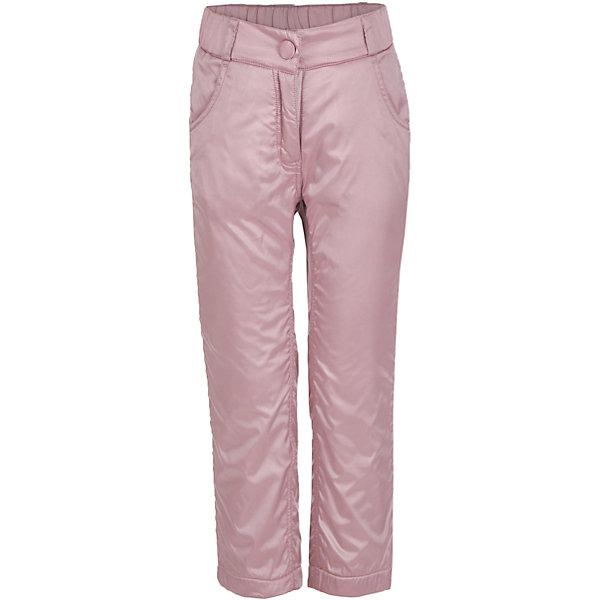 Брюки Button Blue для девочкиВерхняя одежда<br>Характеристики товара:<br><br>• цвет: розовый;<br>• состав: 55% полиэстер, 45% нейлон;<br>• подкладка: 100% хлопок, 100% полиэстер, флис;<br>• без дополнительного утепления;<br>• сезон: демисезон;<br>• температурный режим: от +7 до -10С;<br>• застежка: ширинка на молнии, пуговица;<br>• сплошная флисовая подкладка;<br>• плащевая ткань сверху;<br>• непромокаемые;<br>• два боковых кармана;<br>• страна бренда: Россия;<br>• страна изготовитель: Китай.<br><br>Демисезонные брюки на флисе для девочки. Брюки застегиваются на ширинку на молнии и пуговицу-крючок. Сверху брюки выполнены из водонепроницаемой плащевой ткани, при этом изделие дышит. Внутри сплошная флисовая подкладка, которая сохранит тепло.<br><br>Брюки Button Blue (Баттон Блю) можно купить в нашем интернет-магазине.<br><br>Ширина мм: 215<br>Глубина мм: 88<br>Высота мм: 191<br>Вес г: 336<br>Цвет: розовый<br>Возраст от месяцев: 24<br>Возраст до месяцев: 36<br>Пол: Женский<br>Возраст: Детский<br>Размер: 98,134,128,122,116,110,104<br>SKU: 7038017