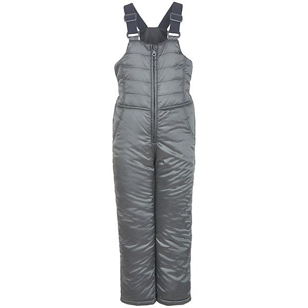 Полукомбинезон Button Blue для девочкиВерхняя одежда<br>Характеристики товара:<br><br>• цвет: серый;<br>• состав: 55% полиэстер, 45% нейлон;<br>• подкладка: 100% хлопок, 100% полиэстер, флис;<br>• утеплитель: 100% полиэстер, синтепон;<br>• сезон: зима;<br>• температурный режим: от 0 до -20С;<br>• застежка: молния;<br>• гладкая подкладка из полиэстера;<br>• эластичные и регулируемые подтяжки;<br>• непромокаемые;<br>• снегозащитные манжеты на штанинах;<br>• два боковых кармана;<br>• страна бренда: Россия;<br>• страна изготовитель: Китай.<br><br>Зимний полукомбинезон с подтяжками для девочки. Полукомбинезон застегивается на молнию. Сверху полукомбинезон выполнен из водонепроницаемой ткани, при этом изделие дышит. Полукомбинезон дополнен эластичными и регулируемыми подтяжками, внизу штанин имеется снегозащитные манжеты.<br><br>Полукомбинезон Button Blue (Баттон Блю) можно купить в нашем интернет-магазине.<br>Ширина мм: 215; Глубина мм: 88; Высота мм: 191; Вес г: 336; Цвет: серый; Возраст от месяцев: 24; Возраст до месяцев: 36; Пол: Женский; Возраст: Детский; Размер: 98,134,104,110,116,122,128; SKU: 7038049;