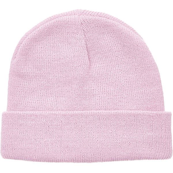 Шапка Button Blue для девочкиГоловные уборы<br>Характеристики товара:<br><br>• цвет: розовый;<br>• состав: 100% акрил;<br>• без дополнительного утепления;<br>• сезон: демисезон, зима;<br>• температурный режим: от +5 до -10С;<br>• особенности: вязаная;<br>• шапка с отворотом;<br>• страна бренда: Россия;<br>• страна изготовитель: Китай.<br><br>Вязаная шапка с отворотом для девочки. Демисезонная шапка для девочки дополнена металлический логотипом бренда.<br><br>Шапку Button Blue (Баттон Блю) можно купить в нашем интернет-магазине.<br>Ширина мм: 89; Глубина мм: 117; Высота мм: 44; Вес г: 155; Цвет: розовый; Возраст от месяцев: 24; Возраст до месяцев: 36; Пол: Женский; Возраст: Детский; Размер: 50,56,54,52; SKU: 7038085;