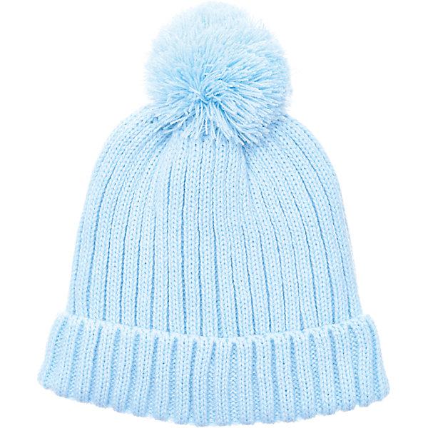Шапка Button Blue для девочкиГоловные уборы<br>Характеристики товара:<br><br>• цвет: голубой;<br>• состав: 100% акрил;<br>• подкладка: 100% полиэстер, флис;<br>• без дополнительного утепления;<br>• сезон: зима;<br>• температурный режим: от +5 до -20С;<br>• особенности: вязаная, с помпоном, на подкладке;<br>• страна бренда: Россия;<br>• страна изготовитель: Китай.<br><br>Вязаная шапка с помпоном для девочки. Зимняя шапка на флисовой подкладке. Шапка связана в горизонтальную полоску. Шапка на сплошной подкладке. Шапка с помпоном.<br><br>Шапку Button Blue (Баттон Блю) можно купить в нашем интернет-магазине.<br><br>Ширина мм: 89<br>Глубина мм: 117<br>Высота мм: 44<br>Вес г: 155<br>Цвет: голубой<br>Возраст от месяцев: 24<br>Возраст до месяцев: 36<br>Пол: Женский<br>Возраст: Детский<br>Размер: 50,56,54,52<br>SKU: 7038105