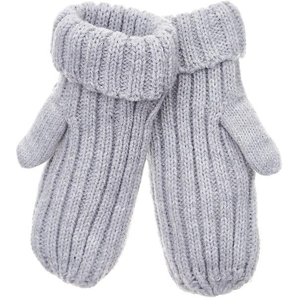 Варежки Button Blue для девочкиПерчатки, варежки<br>Характеристики товара:<br><br>• цвет: серый;<br>• состав: 100% акрил;<br>• подкладка: 100% полиэстер, флис;<br>• без дополнительного утепления;<br>• сезон: зима;<br>• температурный режим: от +5 до -20С;<br>• особенности: вязаные, на подкладке;<br>• страна бренда: Россия;<br>• страна изготовитель: Китай.<br><br>Вязаные варежки для девочки. Зимние варежки на флисовой подкладке защитят от ветра и холода.<br><br>Варежки Button Blue (Баттон Блю) можно купить в нашем интернет-магазине.<br><br>Ширина мм: 162<br>Глубина мм: 171<br>Высота мм: 55<br>Вес г: 119<br>Цвет: серый<br>Возраст от месяцев: 84<br>Возраст до месяцев: 96<br>Пол: Женский<br>Возраст: Детский<br>Размер: 18,16,14,12<br>SKU: 7038146