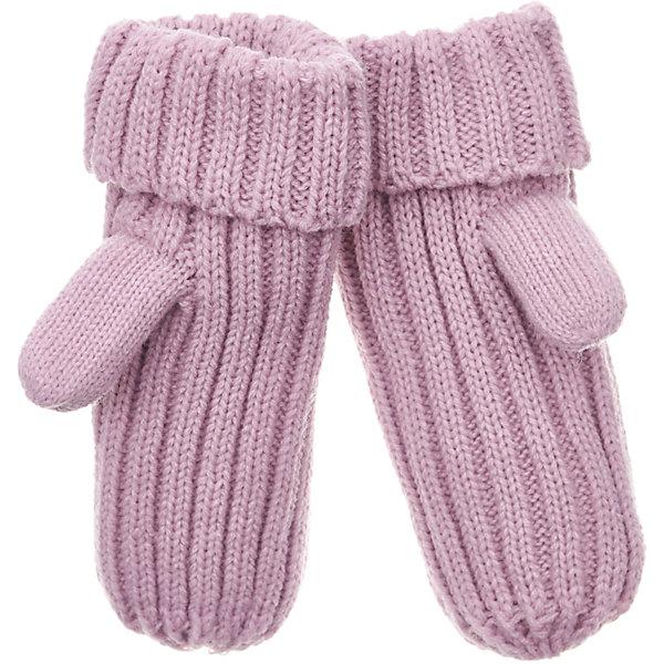 Варежки Button Blue для девочкиПерчатки, варежки<br>Характеристики товара:<br><br>• цвет: розовый;<br>• состав: 100% акрил;<br>• подкладка: 100% полиэстер, флис;<br>• без дополнительного утепления;<br>• сезон: зима;<br>• температурный режим: от +5 до -20С;<br>• особенности: вязаные, на подкладке;<br>• страна бренда: Россия;<br>• страна изготовитель: Китай.<br><br>Вязаные варежки для девочки. Зимние варежки на флисовой подкладке защитят от ветра и холода.<br><br>Варежки Button Blue (Баттон Блю) можно купить в нашем интернет-магазине.<br><br>Ширина мм: 162<br>Глубина мм: 171<br>Высота мм: 55<br>Вес г: 119<br>Цвет: розовый<br>Возраст от месяцев: 12<br>Возраст до месяцев: 18<br>Пол: Женский<br>Возраст: Детский<br>Размер: 12,18,16,14<br>SKU: 7038151