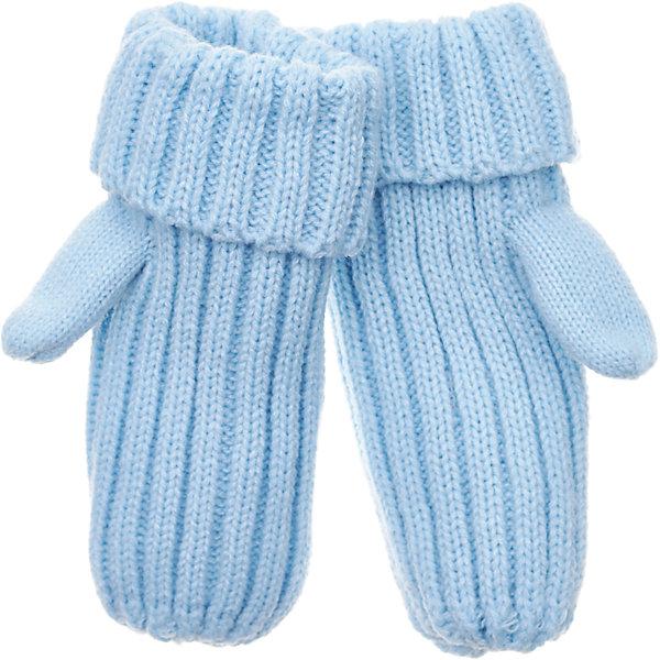 Варежки Button Blue для девочкиПерчатки, варежки<br>Характеристики товара:<br><br>• цвет: голубой;<br>• состав: 100% акрил;<br>• подкладка: 100% полиэстер, флис;<br>• без дополнительного утепления;<br>• сезон: зима;<br>• температурный режим: от +5 до -20С;<br>• особенности: вязаные, на подкладке;<br>• страна бренда: Россия;<br>• страна изготовитель: Китай.<br><br>Вязаные варежки для девочки. Зимние варежки на флисовой подкладке защитят от ветра и холода.<br><br>Варежки Button Blue (Баттон Блю) можно купить в нашем интернет-магазине.<br><br>Ширина мм: 162<br>Глубина мм: 171<br>Высота мм: 55<br>Вес г: 119<br>Цвет: голубой<br>Возраст от месяцев: 84<br>Возраст до месяцев: 96<br>Пол: Женский<br>Возраст: Детский<br>Размер: 18,12,14,16<br>SKU: 7038161