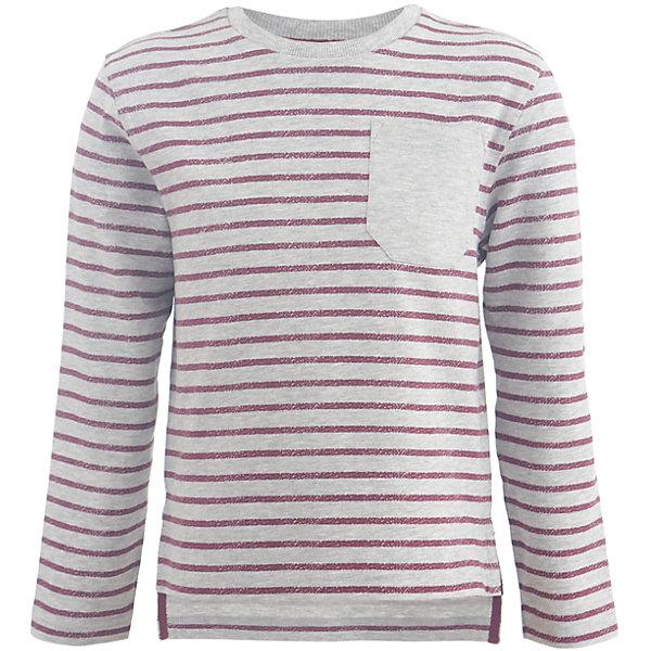 Футболка с длинным рукавом Button Blue для мальчикаФутболки с длинным рукавом<br>Характеристики товара:<br><br>• цвет: серый;<br>• состав: 90% хлопок, 5% вискоза, 5% эластан;<br>• сезон: демисезон;<br>• длинный рукав;<br>• особенности: в полоску;<br>• округлый горловой вырез;<br>• удлиненная спинка;<br>• накладной нагрудный карман;<br>• страна бренда: Россия;<br>• страна изготовитель: Бангладеш.<br><br>Лонгслив для мальчика. Серый лонгслив в полоску, с мягким округлым горловым вырезом. Лонгслив с удлиненной спинкой сзади и накладным нагрудным карманом.<br><br>Футболку Button Blue (Баттон Блю) можно купить в нашем интернет-магазине.<br><br>Ширина мм: 230<br>Глубина мм: 40<br>Высота мм: 220<br>Вес г: 250<br>Цвет: серый<br>Возраст от месяцев: 24<br>Возраст до месяцев: 36<br>Пол: Мужской<br>Возраст: Детский<br>Размер: 98,146,140,134,128,122,158,152,116,110,104<br>SKU: 7038250