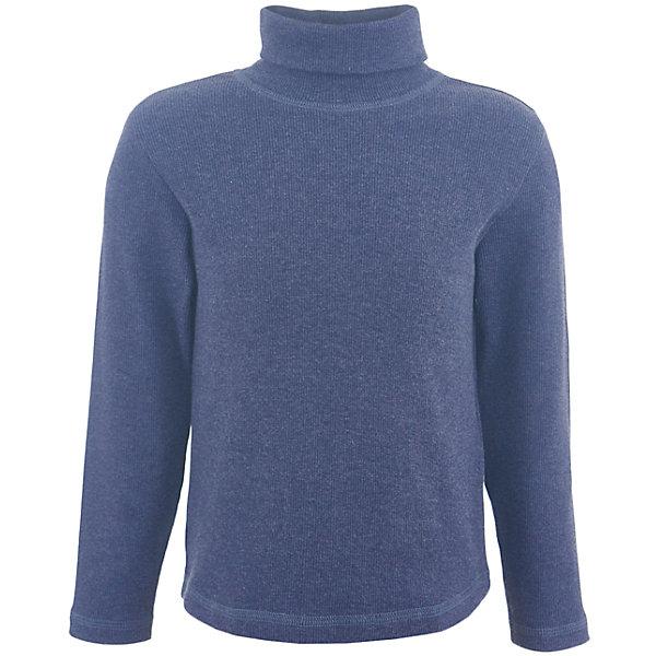 Водолазка Button Blue для мальчикаВодолазки<br>Характеристики товара:<br><br>• цвет: синий;<br>• состав: 90% хлопок, 5% вискоза, 5% эластан;<br>• сезон: демисезон;<br>• длинный рукав;<br>• эластичные манжеты и ворот;<br>• особенности: однотонная, школьная;<br>• высокий круглый ворот;<br>• страна бренда: Россия;<br>• страна изготовитель: Бангладеш.<br><br>Школьная водолазка для мальчика. Однотонная водолазка синего цвета с высоким округлым воротником. <br><br>Водолазку Button Blue (Баттон Блю) можно купить в нашем интернет-магазине.<br>Ширина мм: 190; Глубина мм: 74; Высота мм: 229; Вес г: 236; Цвет: темно-синий; Возраст от месяцев: 24; Возраст до месяцев: 36; Пол: Мужской; Возраст: Детский; Размер: 98,158,152,146,140,134,128,122,116,110,104; SKU: 7038322;