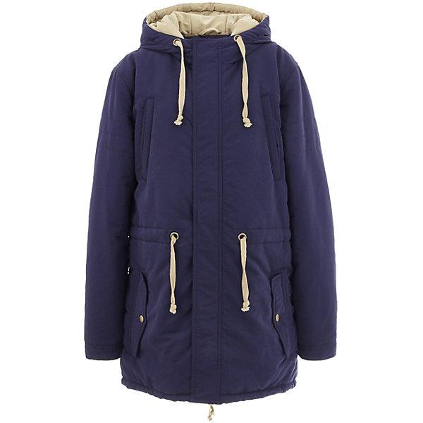 Полупальто Button Blue для мальчикаВерхняя одежда<br>Характеристики товара:<br><br>• цвет: синий;<br>• состав: 100% полиэстер;<br>• подкладка: 100% полиэстер, 100% хлопок;<br>• утеплитель: 100% полиэстер;<br>• сезон: демисезон;<br>• температурный режим: от +5 до -10С;<br>• застежка: молния по всей длине с дополнительной планкой на кнопках;<br>• защита подбородка от защемления;<br>• капюшон не отстегивается;<br>• шнурок-утяжка на капюшоне;<br>• регулируемые манжеты на кнопке;<br>• шнурок-утяжка на талии;<br>• шнурок-утяжка по низу изделия;<br>• карманы на кнопках;<br>• страна бренда: Россия;<br>• страна изготовитель: Китай.<br><br>Демисезонное пальто с капюшоном для мальчика. Пальто застегивается на молнию по всей длине с защитой подбородка от защемления. Эластичные шнурки-завязки на капюшоне, талии и по низу изделия. <br><br>Пальто Button Blue (Баттон Блю) можно купить в нашем интернет-магазине.<br>Ширина мм: 356; Глубина мм: 10; Высота мм: 245; Вес г: 519; Цвет: синий; Возраст от месяцев: 36; Возраст до месяцев: 48; Пол: Мужской; Возраст: Детский; Размер: 104,158,152,146,140,134,128,122,116,110; SKU: 7038845;